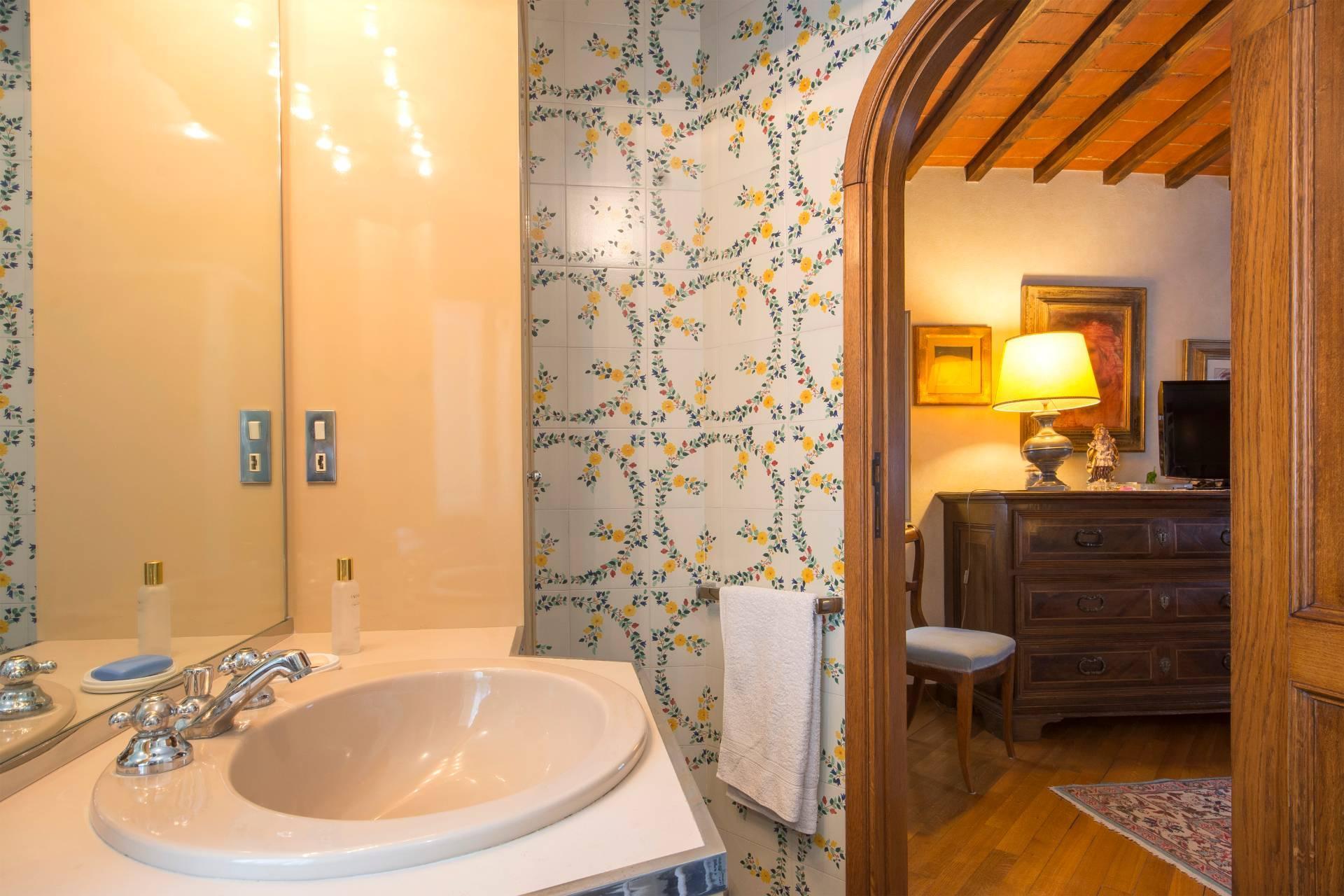Villa toscane de charme avec vue sur Florence - 23