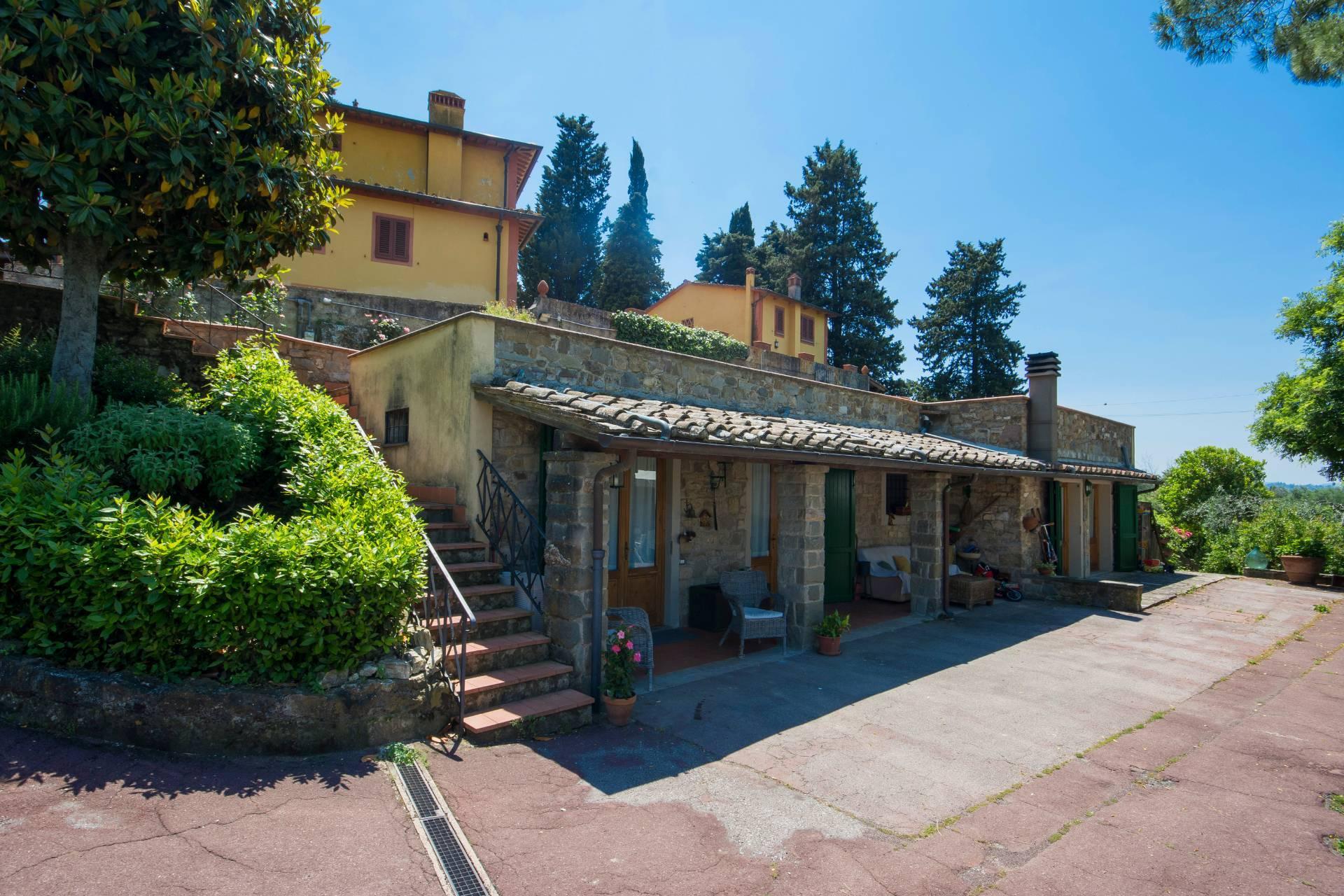 Villa toscane de charme avec vue sur Florence - 27
