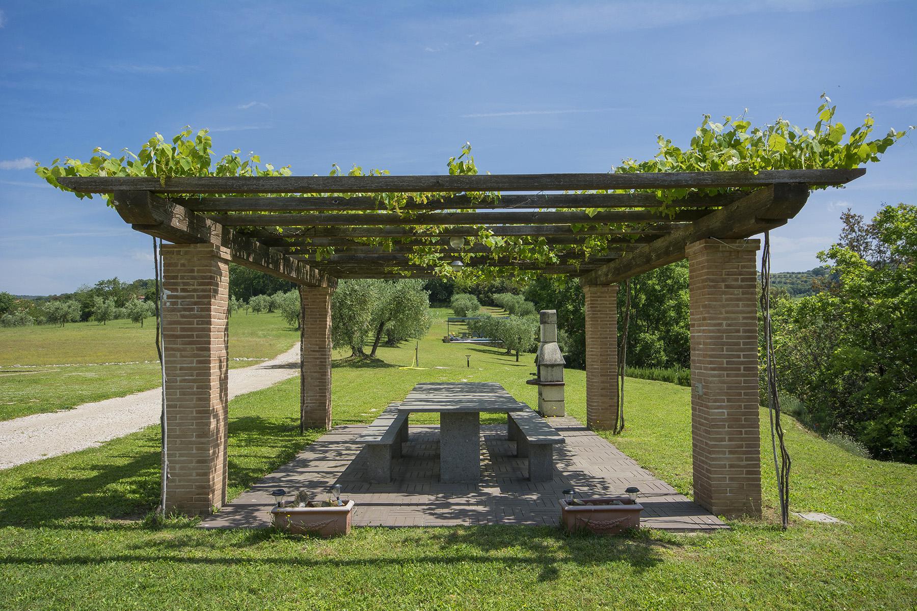 Eccezionale proprietà tra Toscana e Umbria - 8