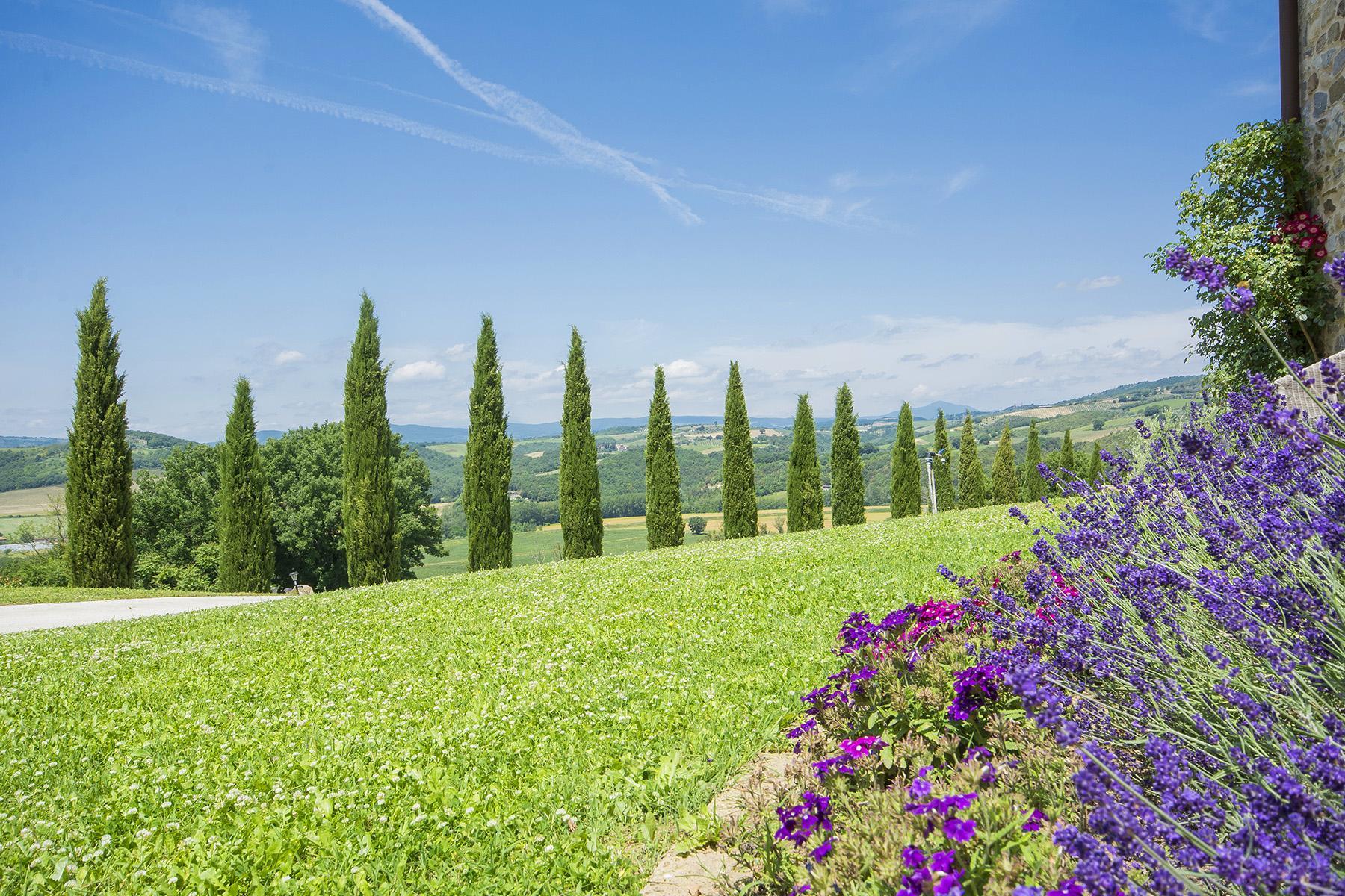 Eccezionale proprietà tra Toscana e Umbria - 3