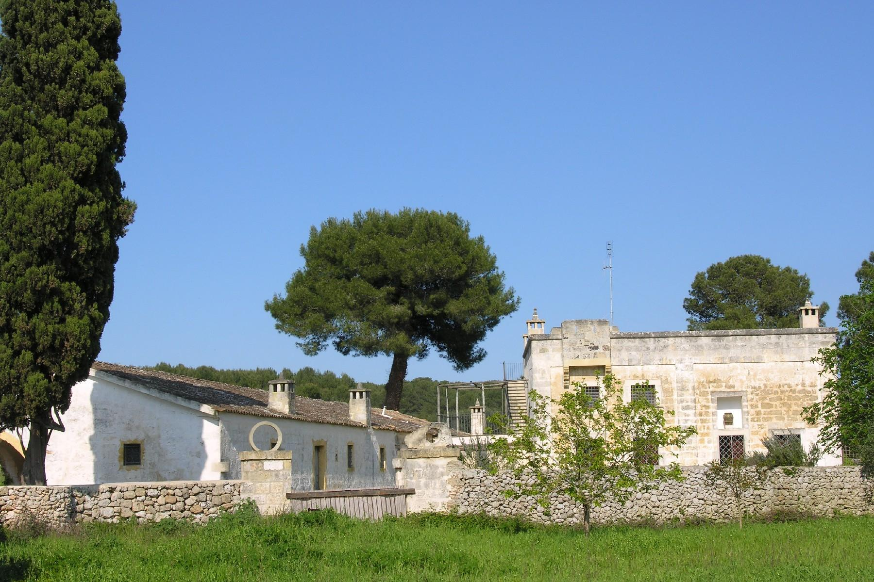 Typical country house with features of the Salento style - 1