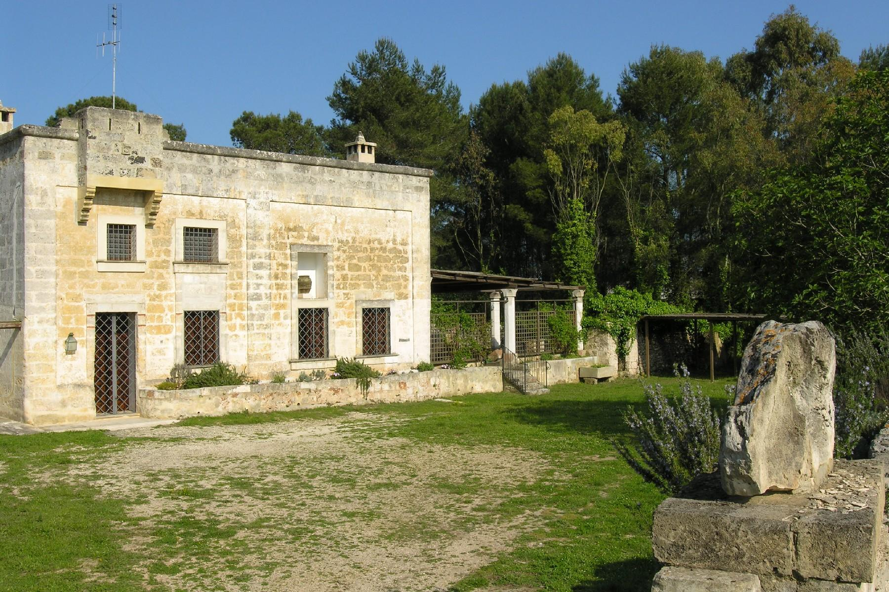 Typical country house with features of the Salento style - 2
