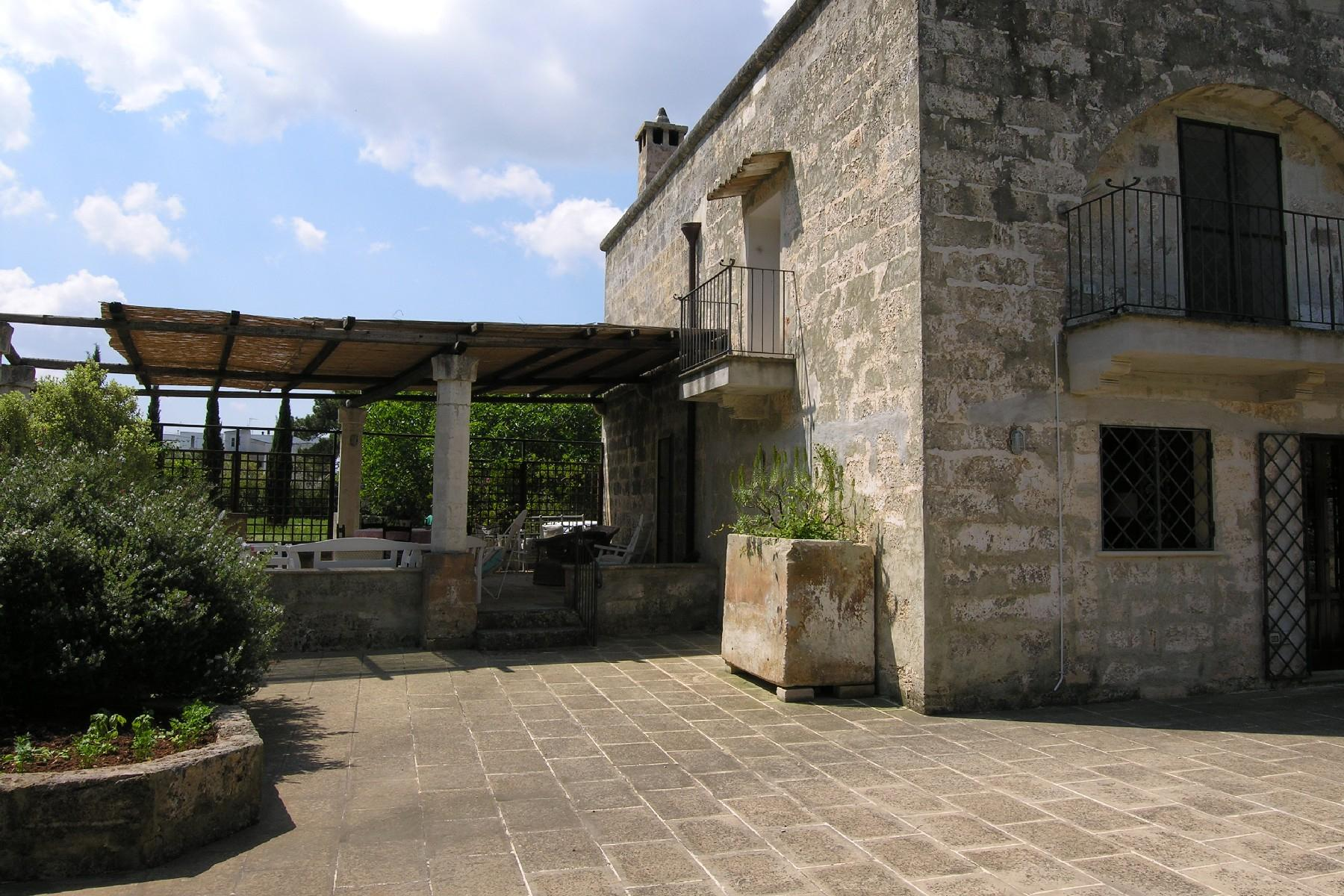 Typical country house with features of the Salento style - 5