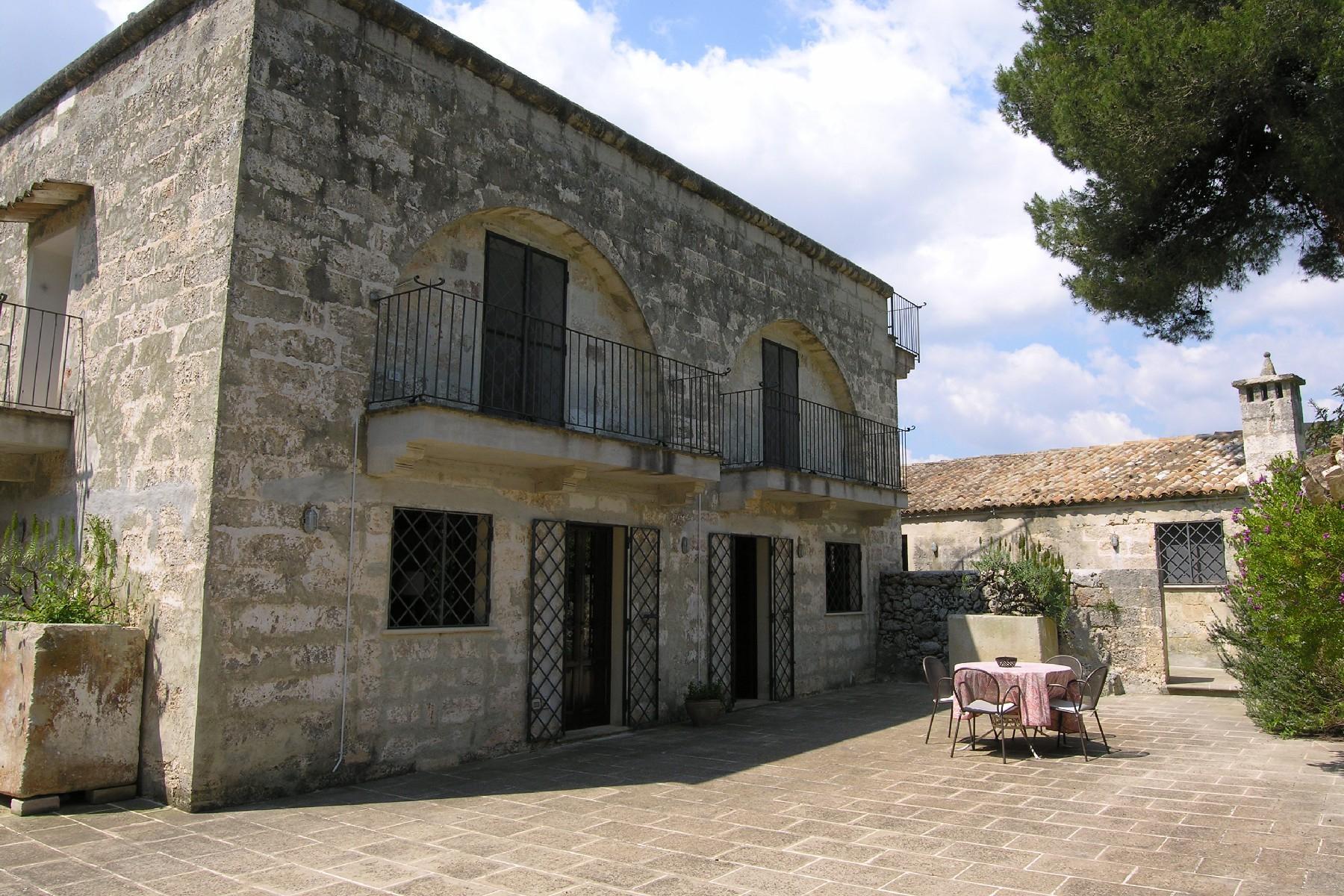 拥有Salento建筑特色典型的Masseria农场 - 12