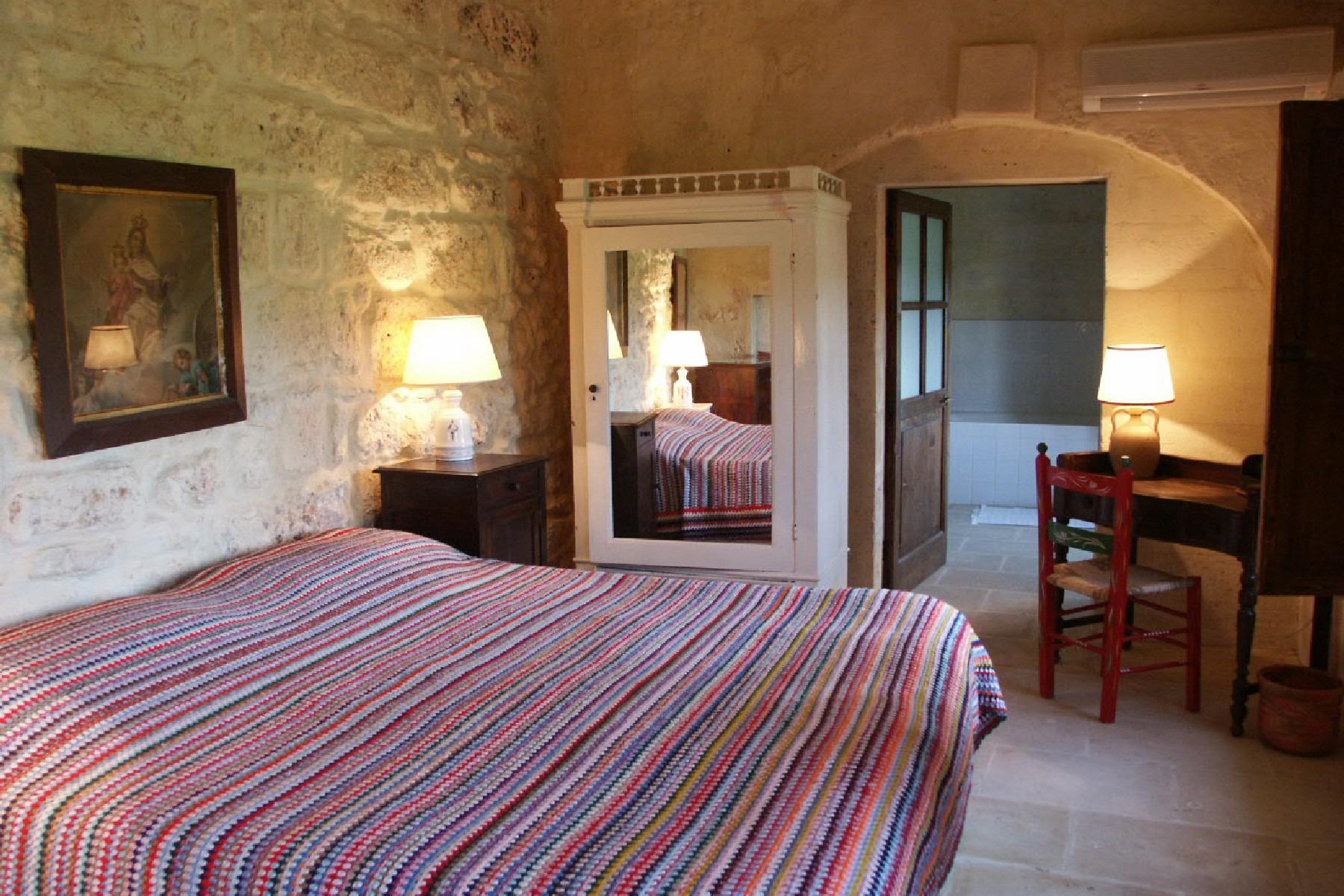 Typical country house with features of the Salento style - 10