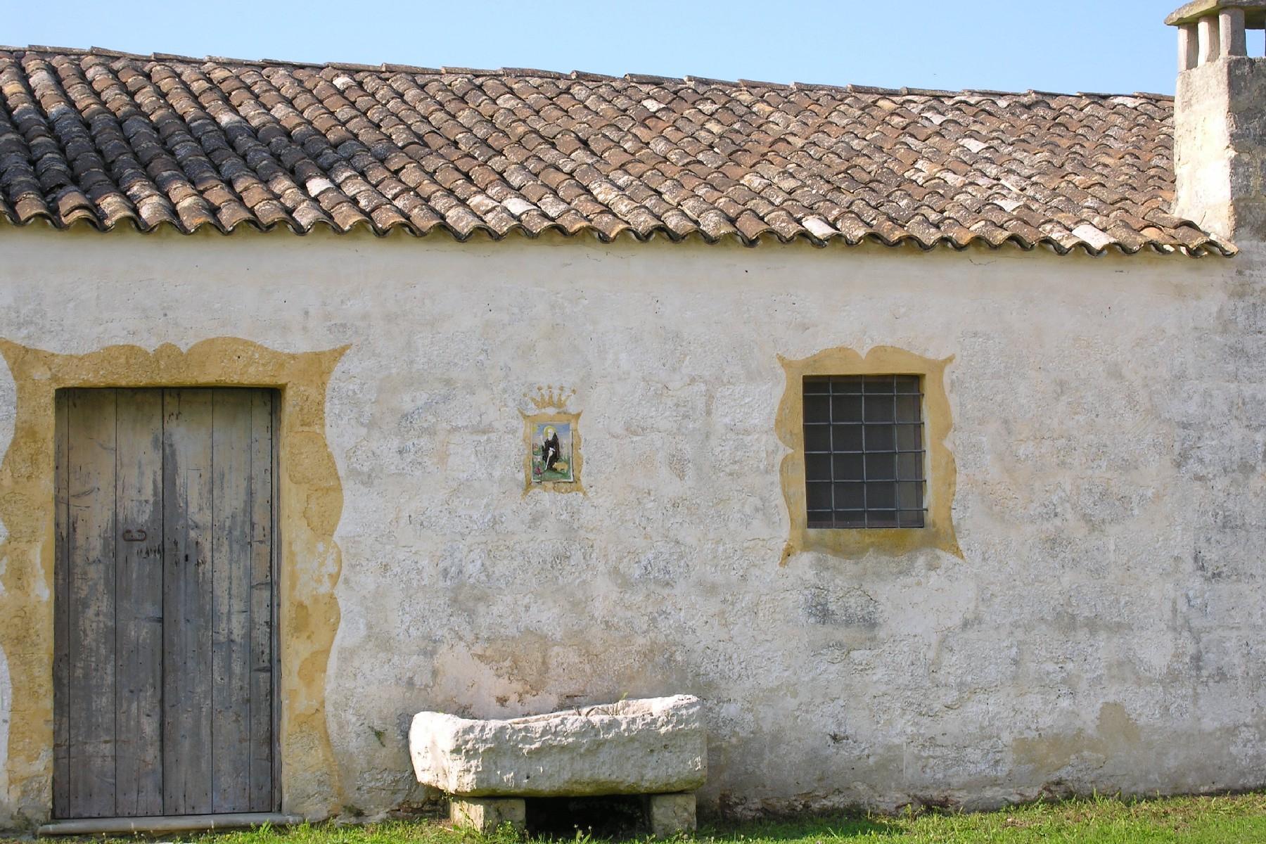 拥有Salento建筑特色典型的Masseria农场 - 16
