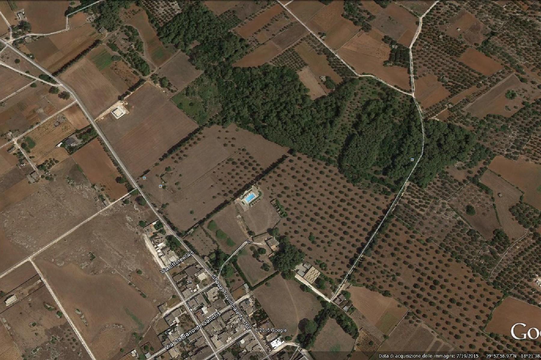 拥有Salento建筑特色典型的Masseria农场 - 17