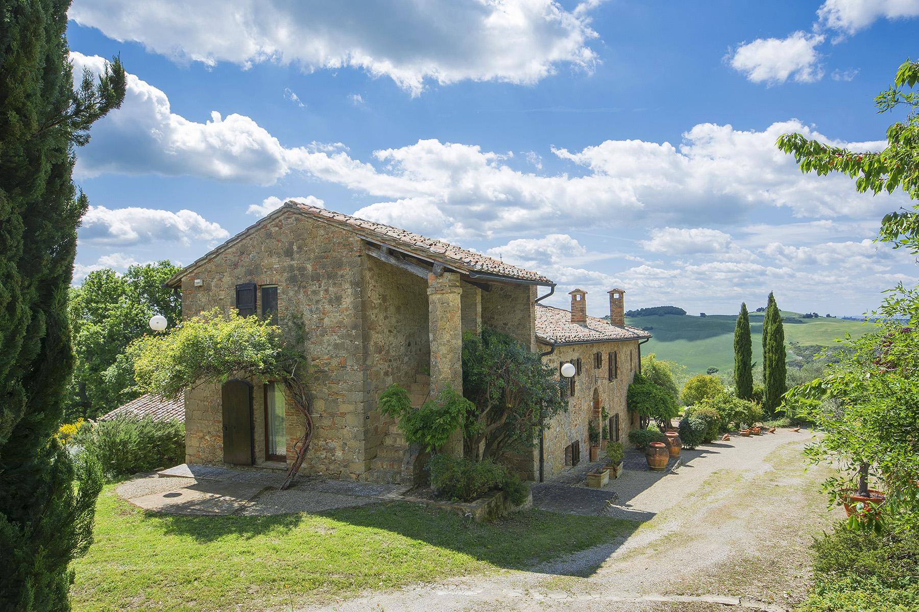 Magnificent Panoramas of the Val d'Orcia - 1