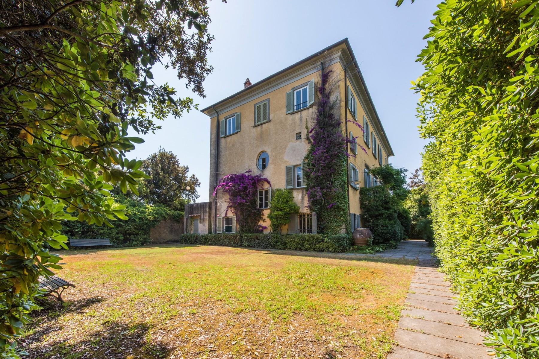 Forte dei Marmi历史悠久的海滨别墅 - 2