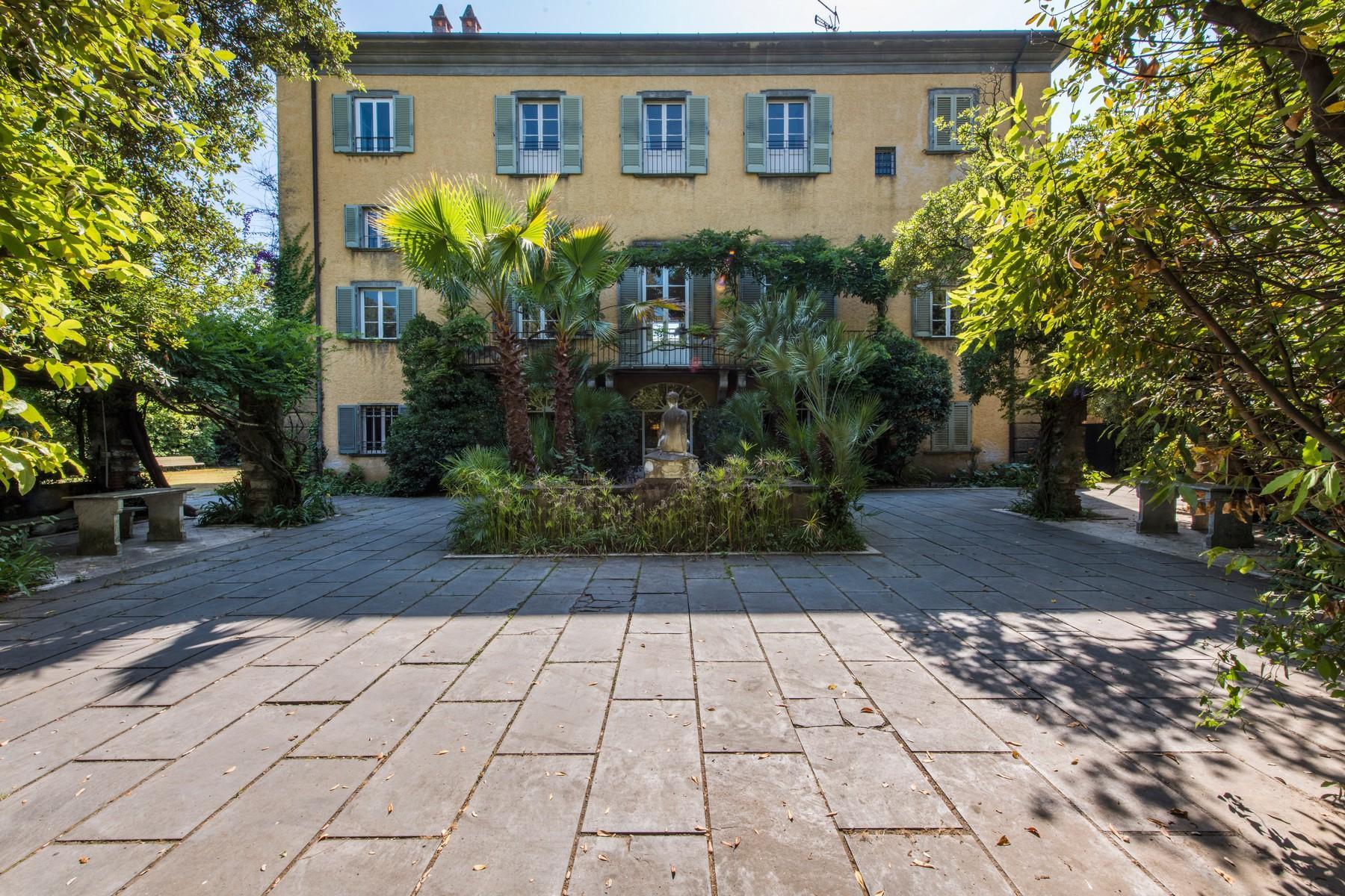 Forte dei Marmi历史悠久的海滨别墅 - 3