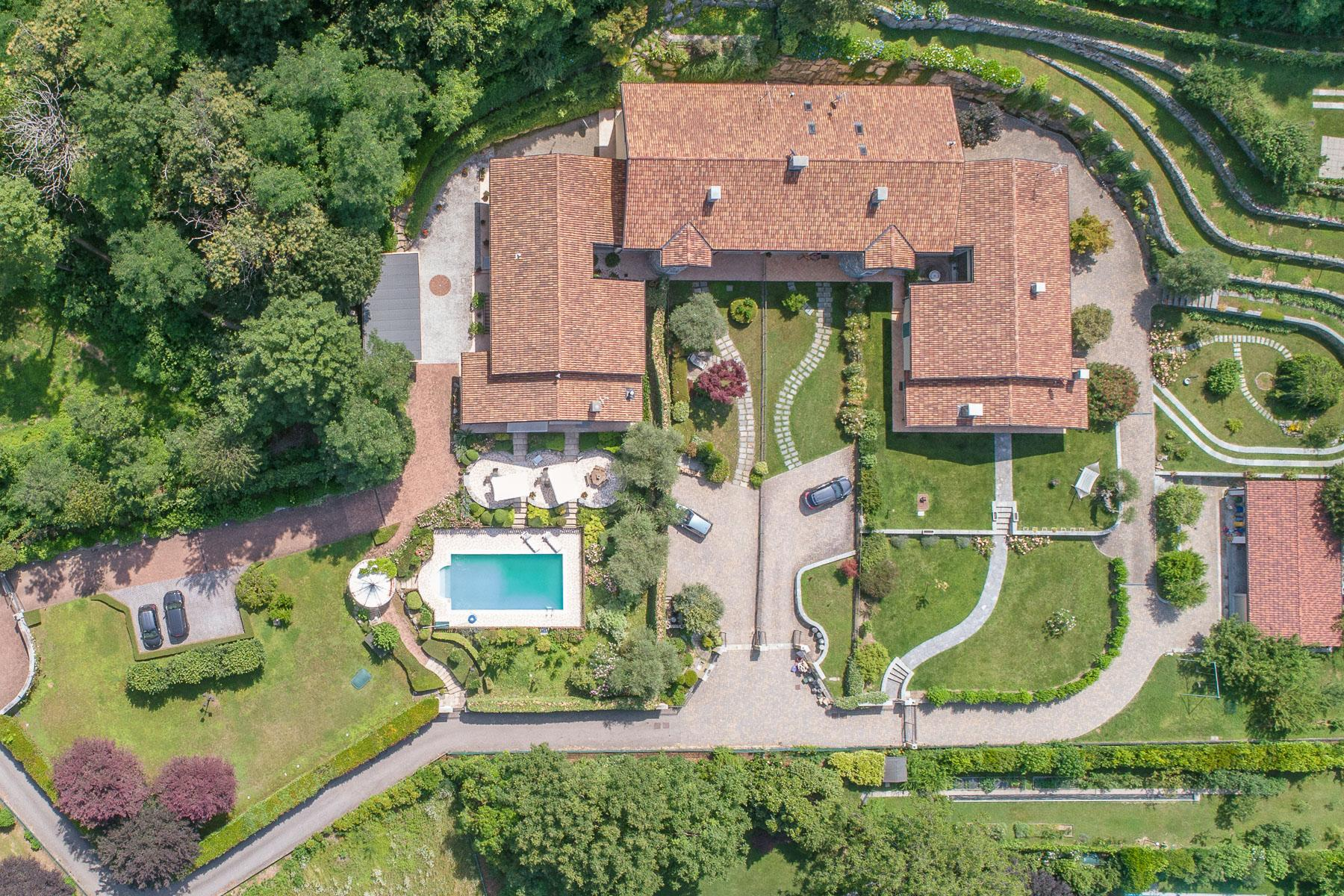 Elegant villa with pool on the Lombardy side of Lake Maggiore - 27