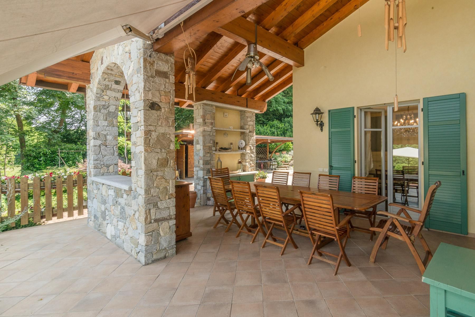 Elegant villa with pool on the Lombardy side of Lake Maggiore - 14