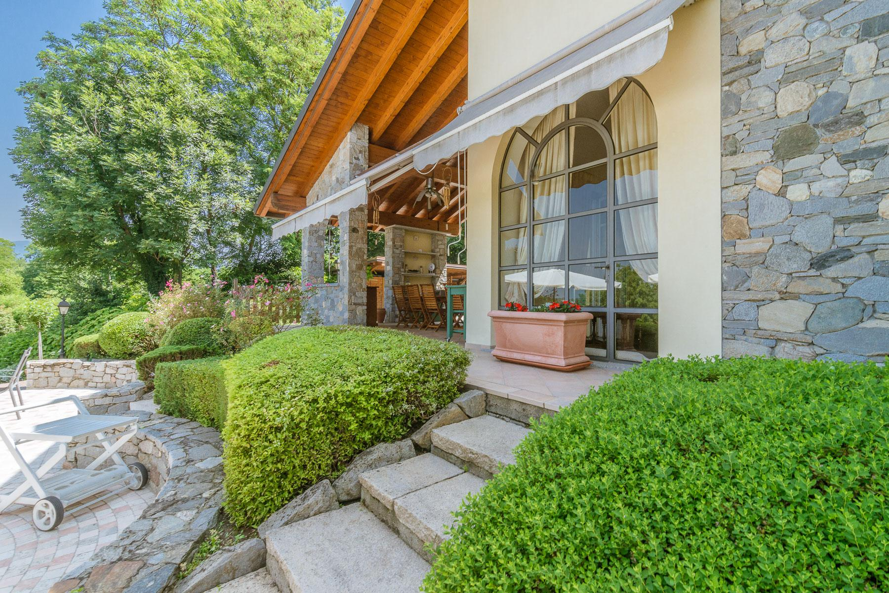 Elegant villa with pool on the Lombardy side of Lake Maggiore - 26