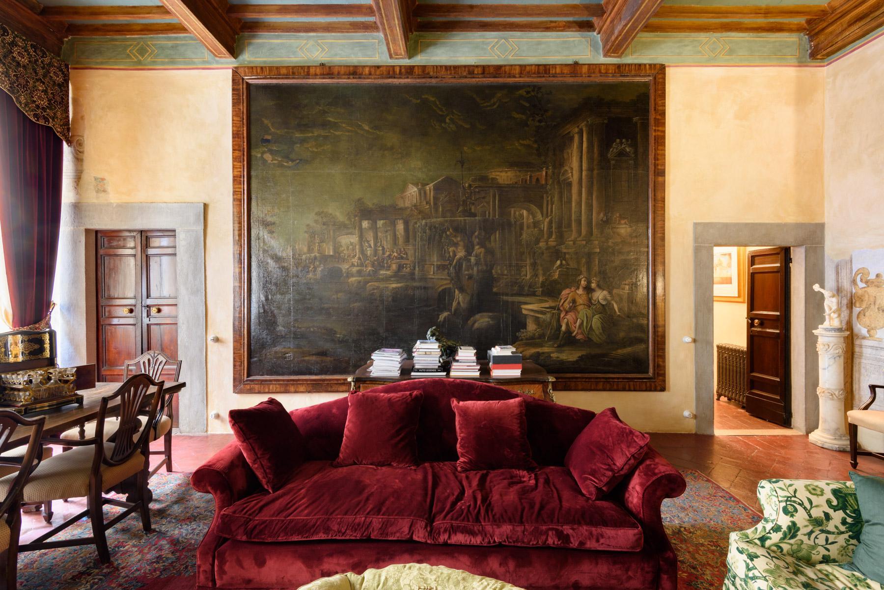 Unique Deluxe Historical Palazzo in Cortona - 3