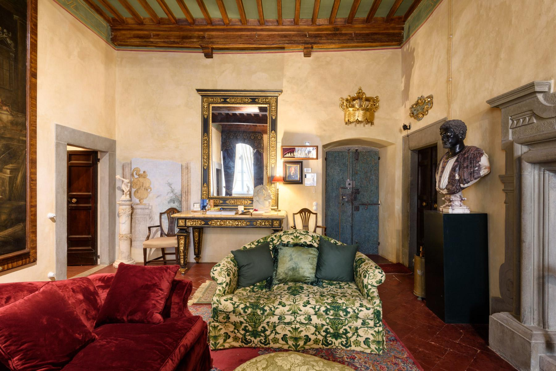 Unique palais historique de luxe à Cortona - 4