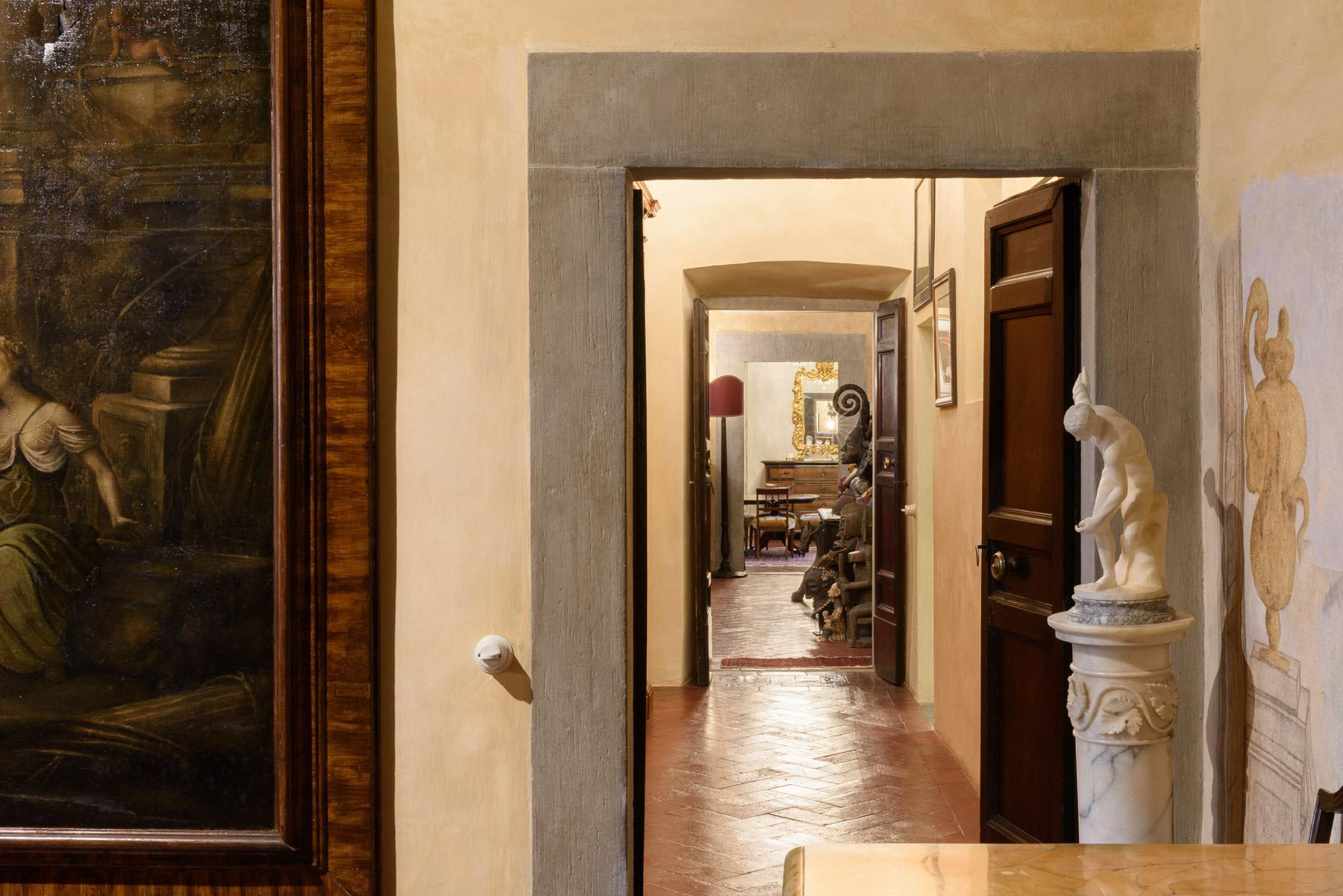 Unique palais historique de luxe à Cortona - 5