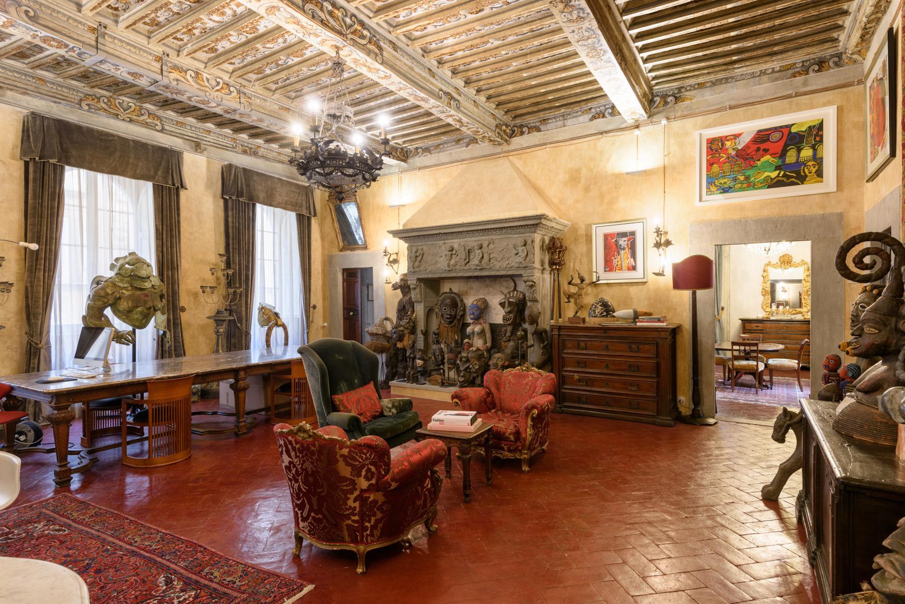 Unique palais historique de luxe à Cortona - 6