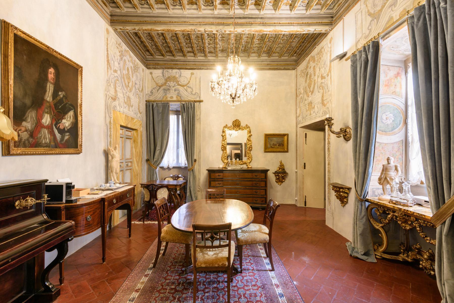Unique Deluxe Historical Palazzo in Cortona - 7