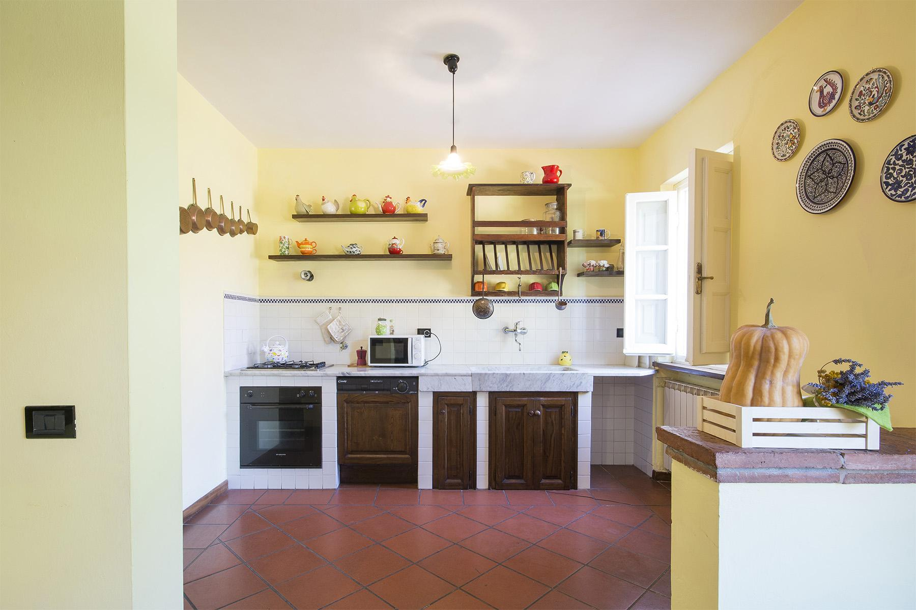 Beautiful farmhouse on the rolling hills of Lucca - 19