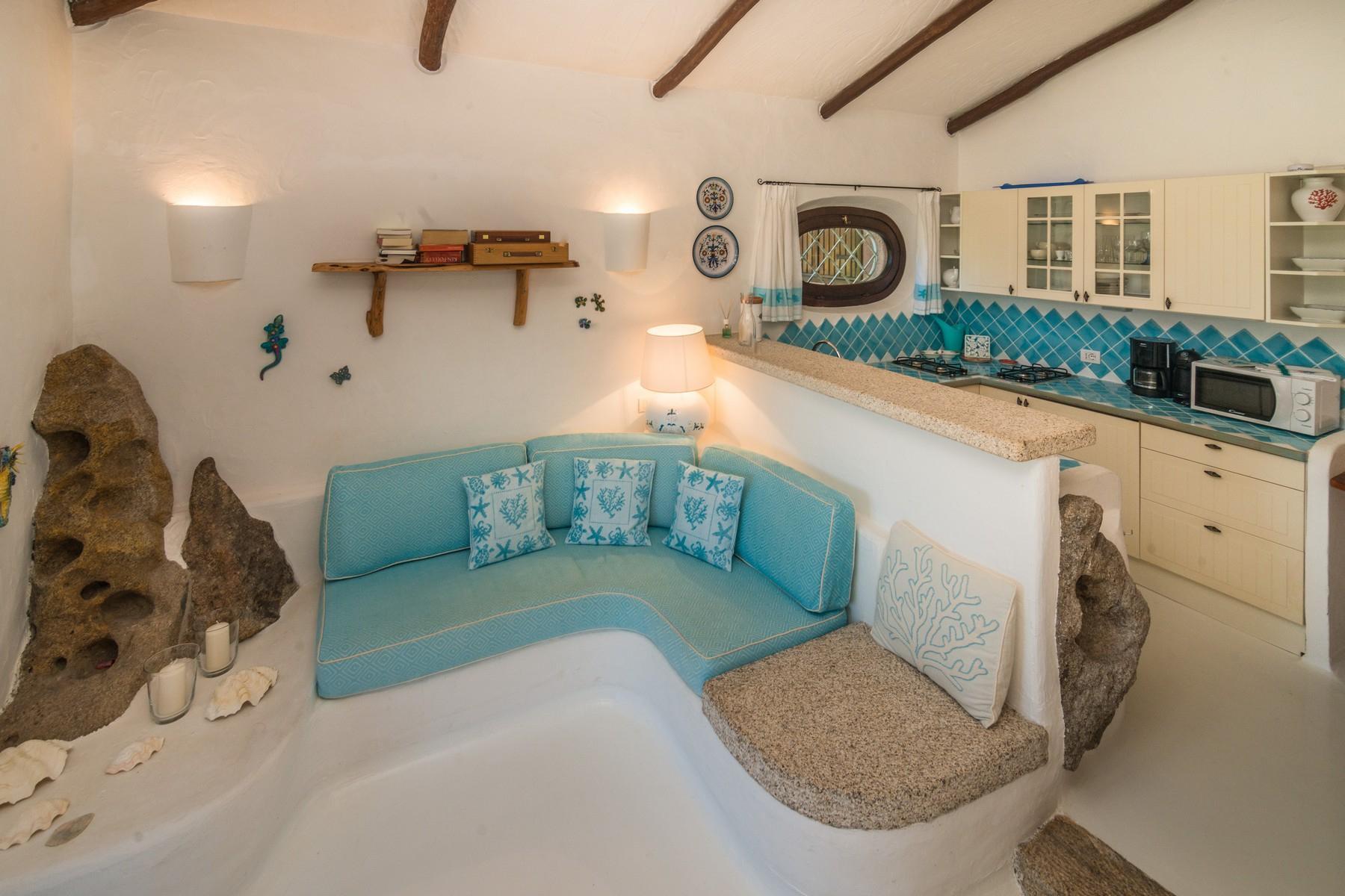Baja Sardinia Mucchi Bianchi Восхитительные таунхаус с видом на море - 8