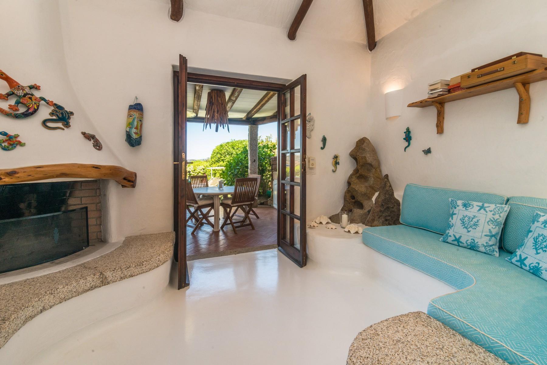 Baja Sardinia Mucchi Bianchi Восхитительные таунхаус с видом на море - 6