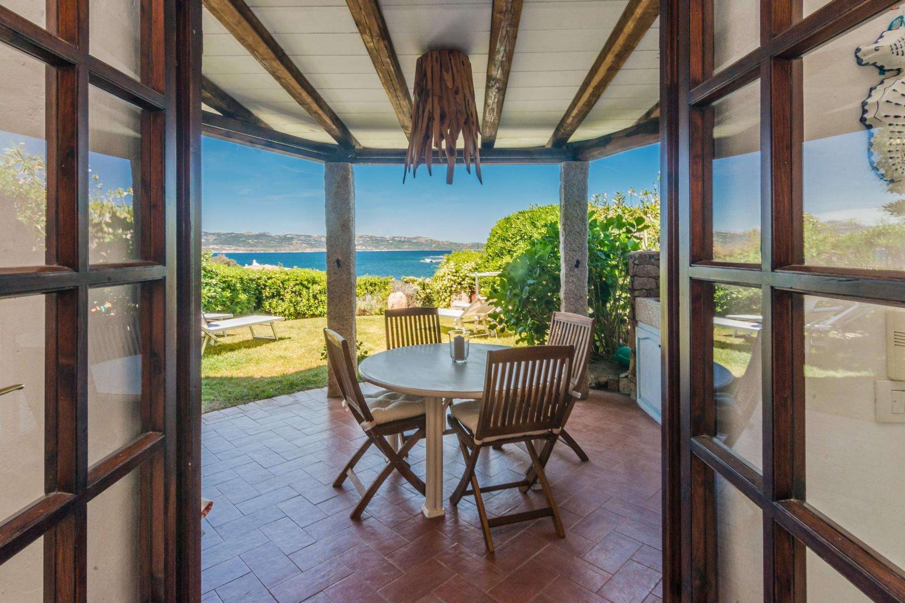 Baja Sardinia Mucchi Bianchi Восхитительные таунхаус с видом на море - 5
