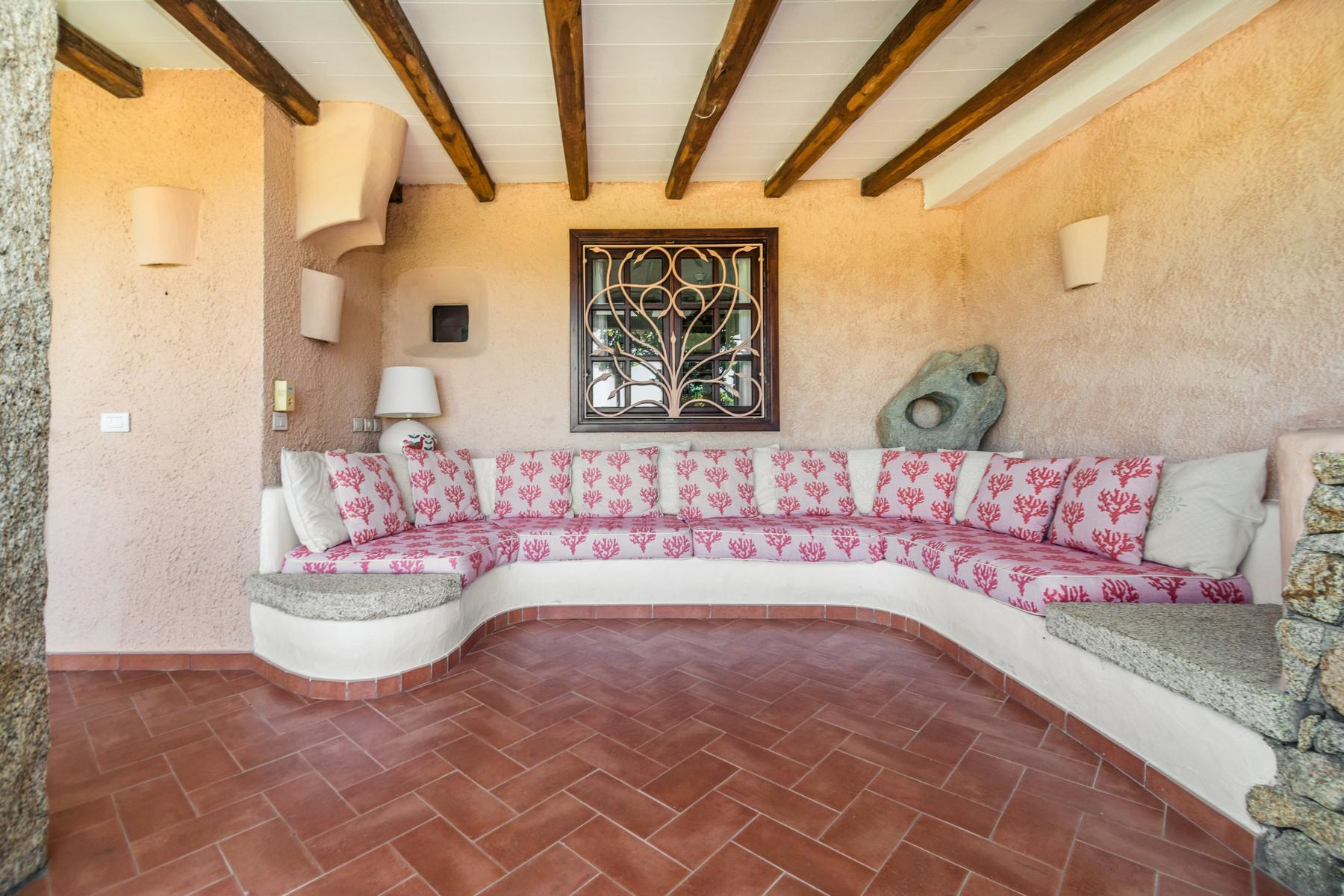 Baja Sardinia Mucchi Bianchi Delightful house with sea views - 4