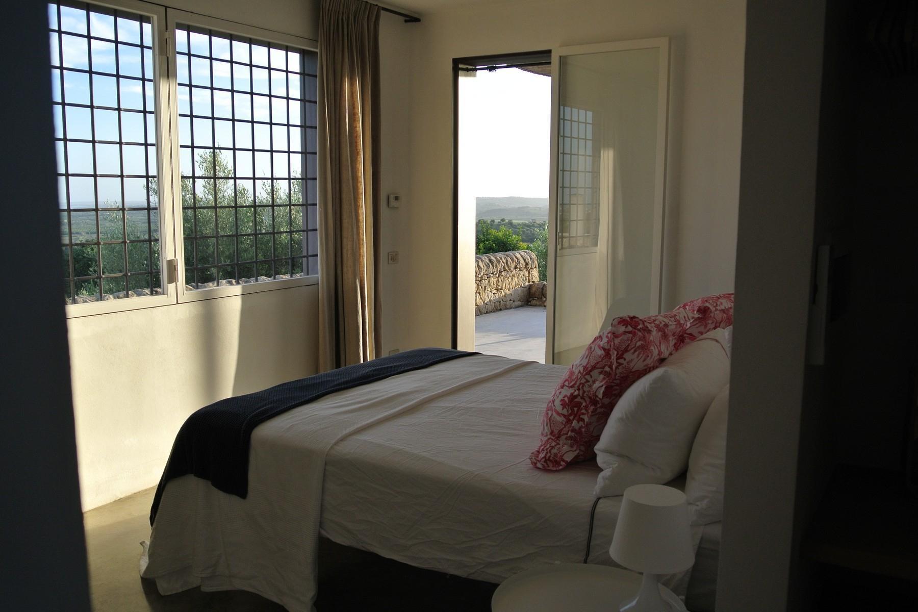 Elegante Design-Villa mit Blick auf das Vendicari-Reservat - 20