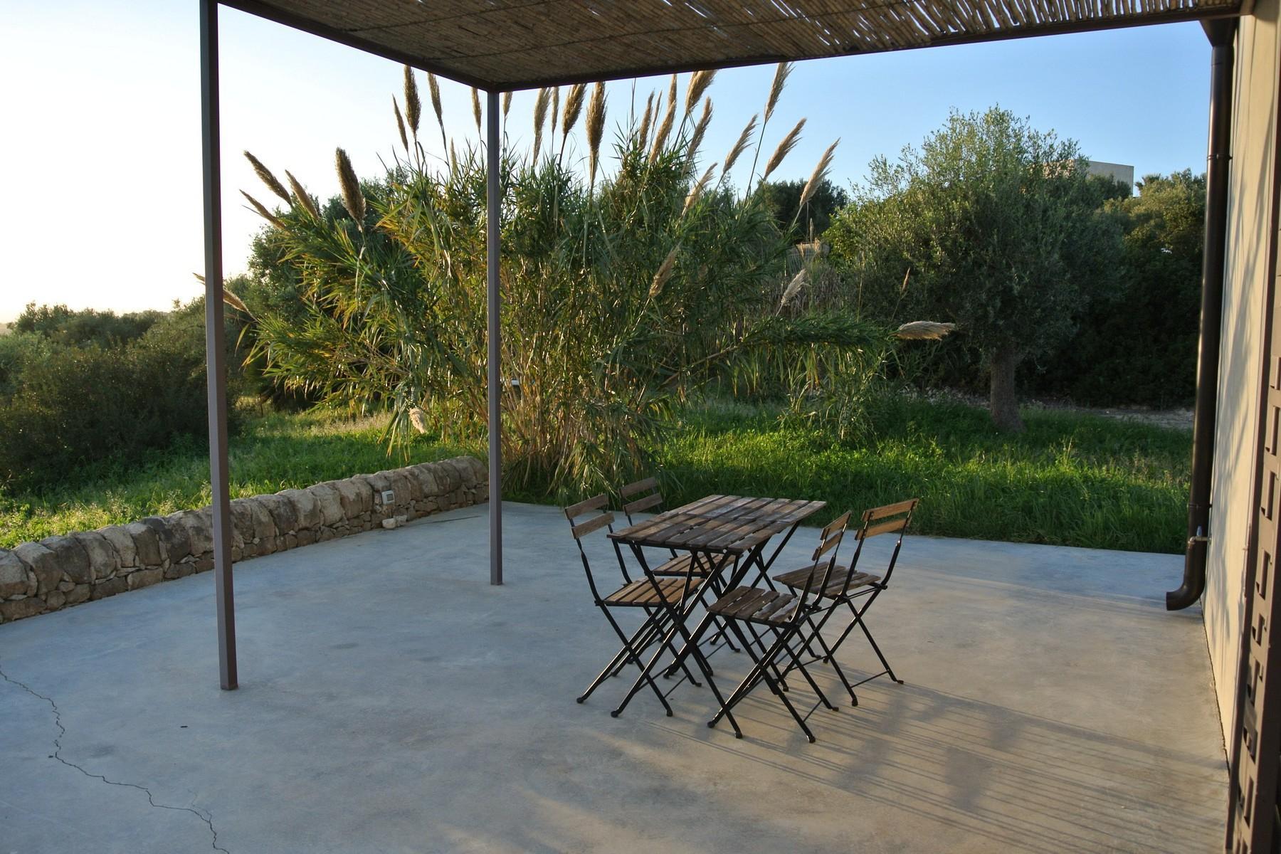 Elegante Design-Villa mit Blick auf das Vendicari-Reservat - 25