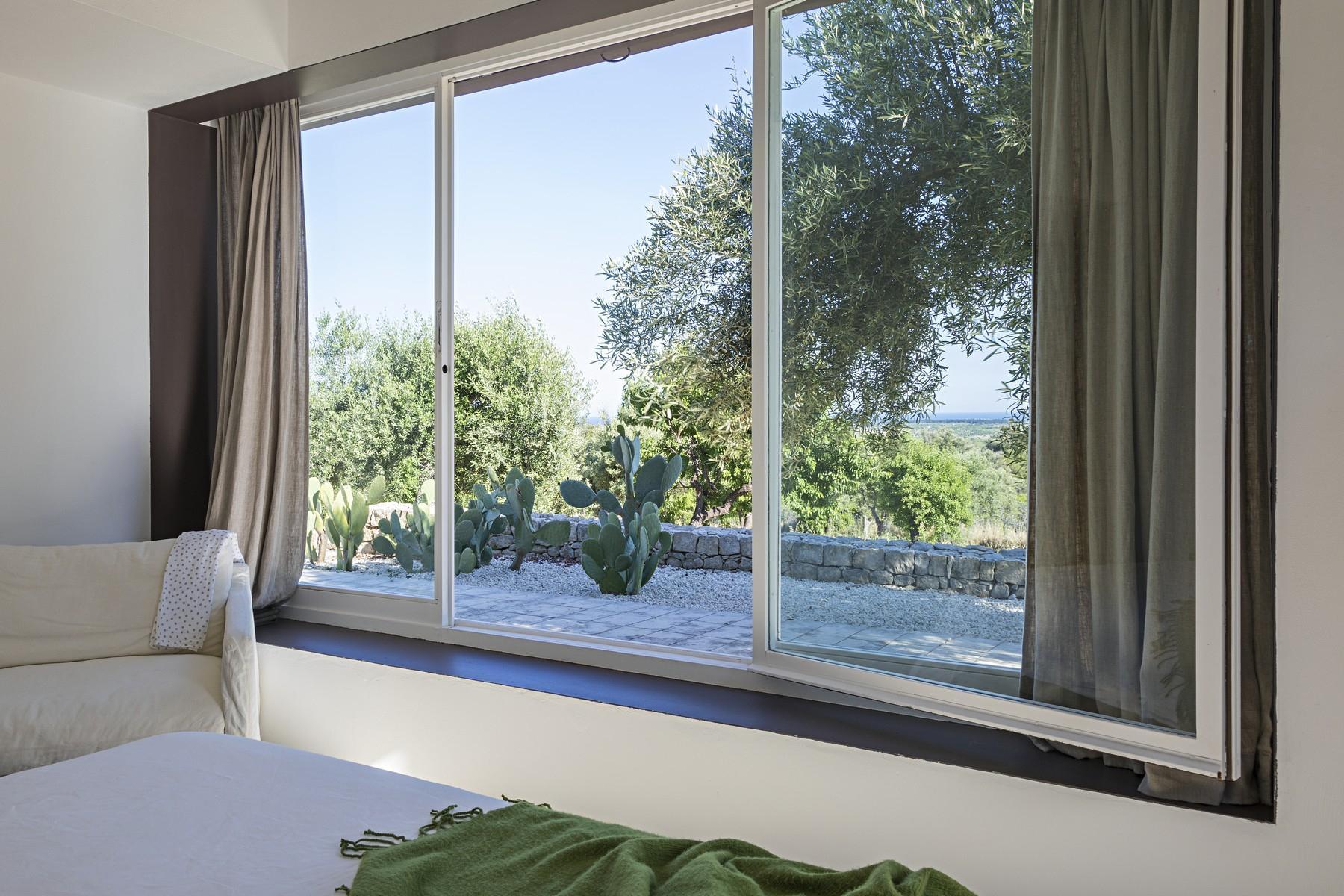 Elegante Design-Villa mit Blick auf das Vendicari-Reservat - 31