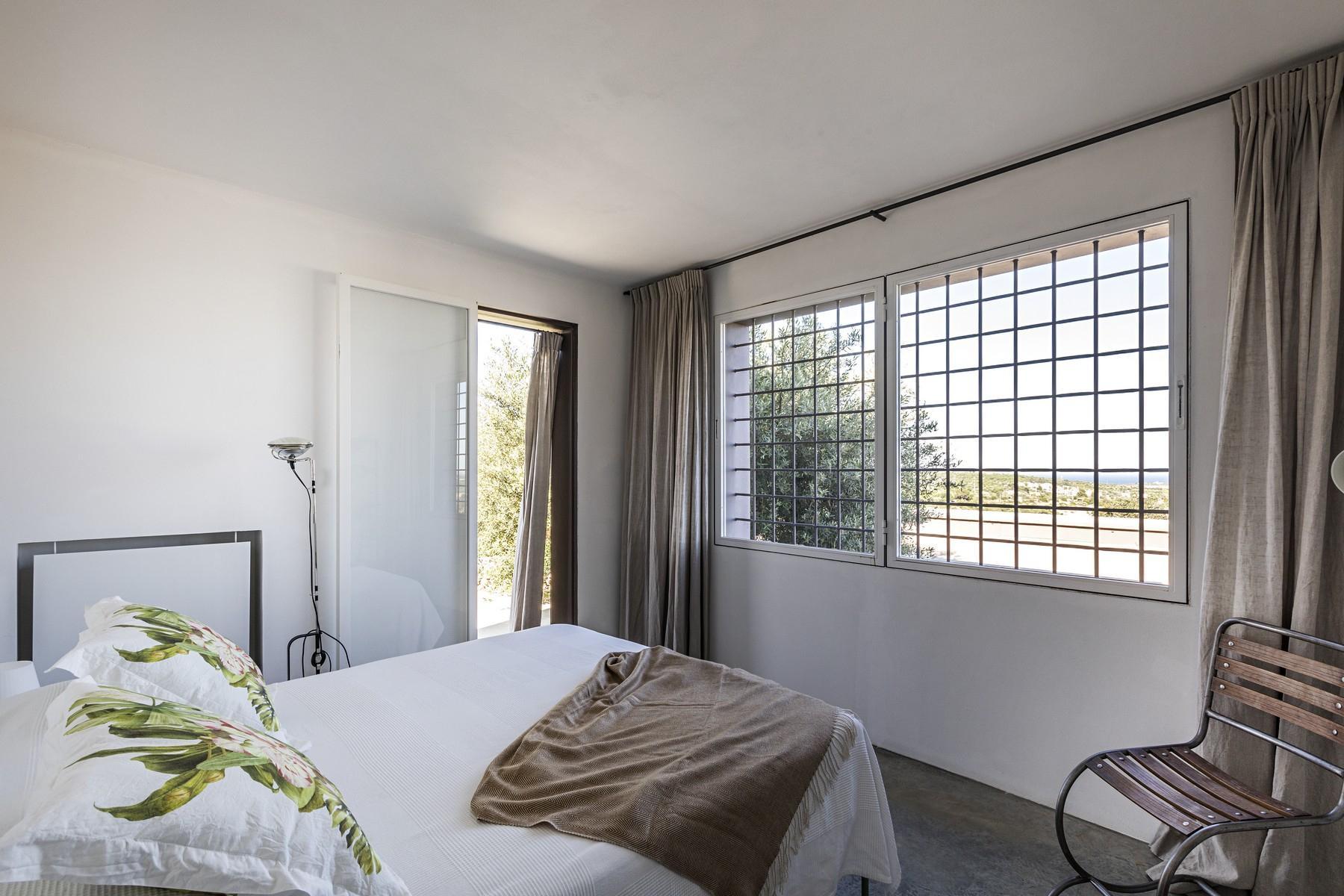 Elegante Design-Villa mit Blick auf das Vendicari-Reservat - 34