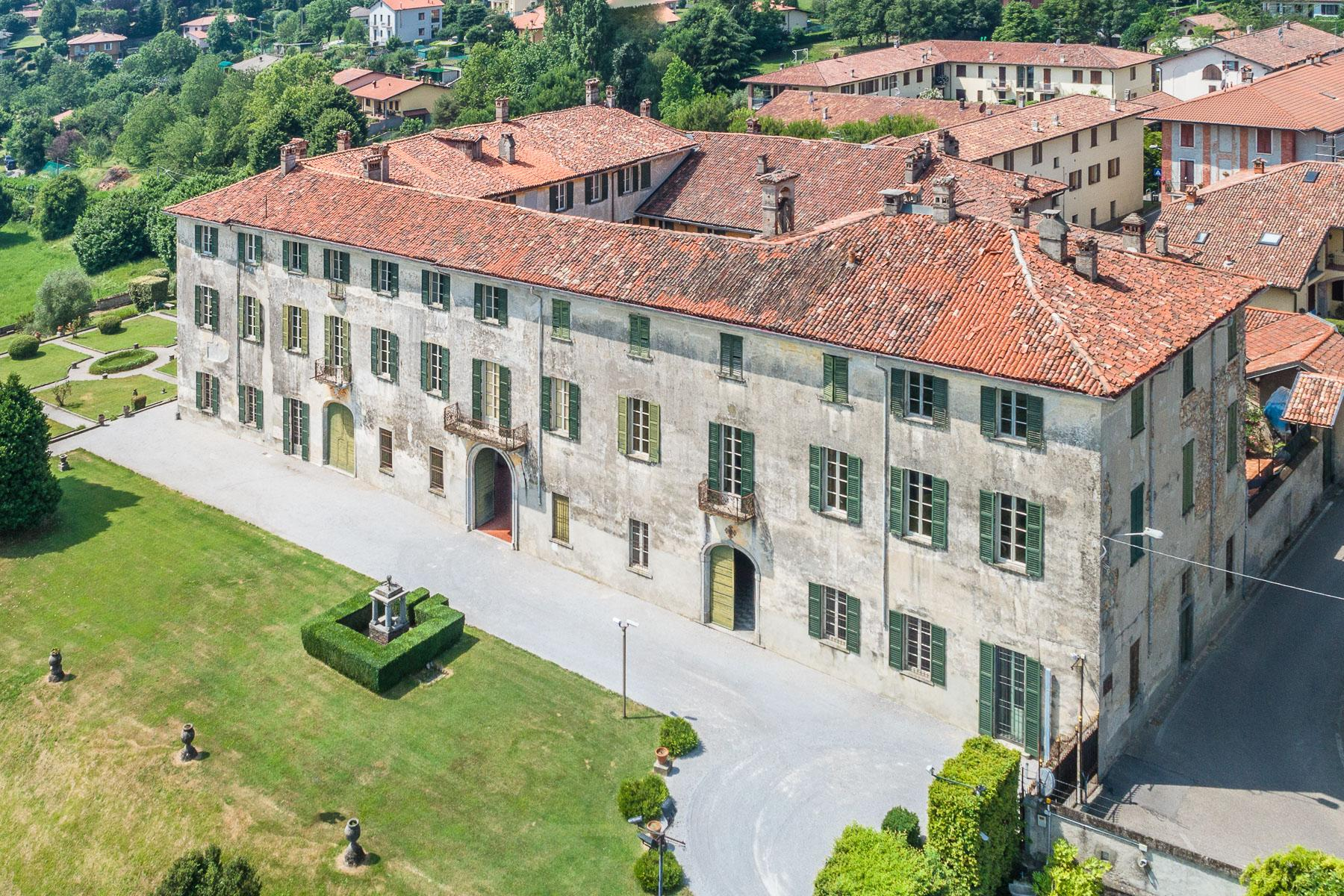 Villa storica del XVII secolo in Alzate Brianza - 12