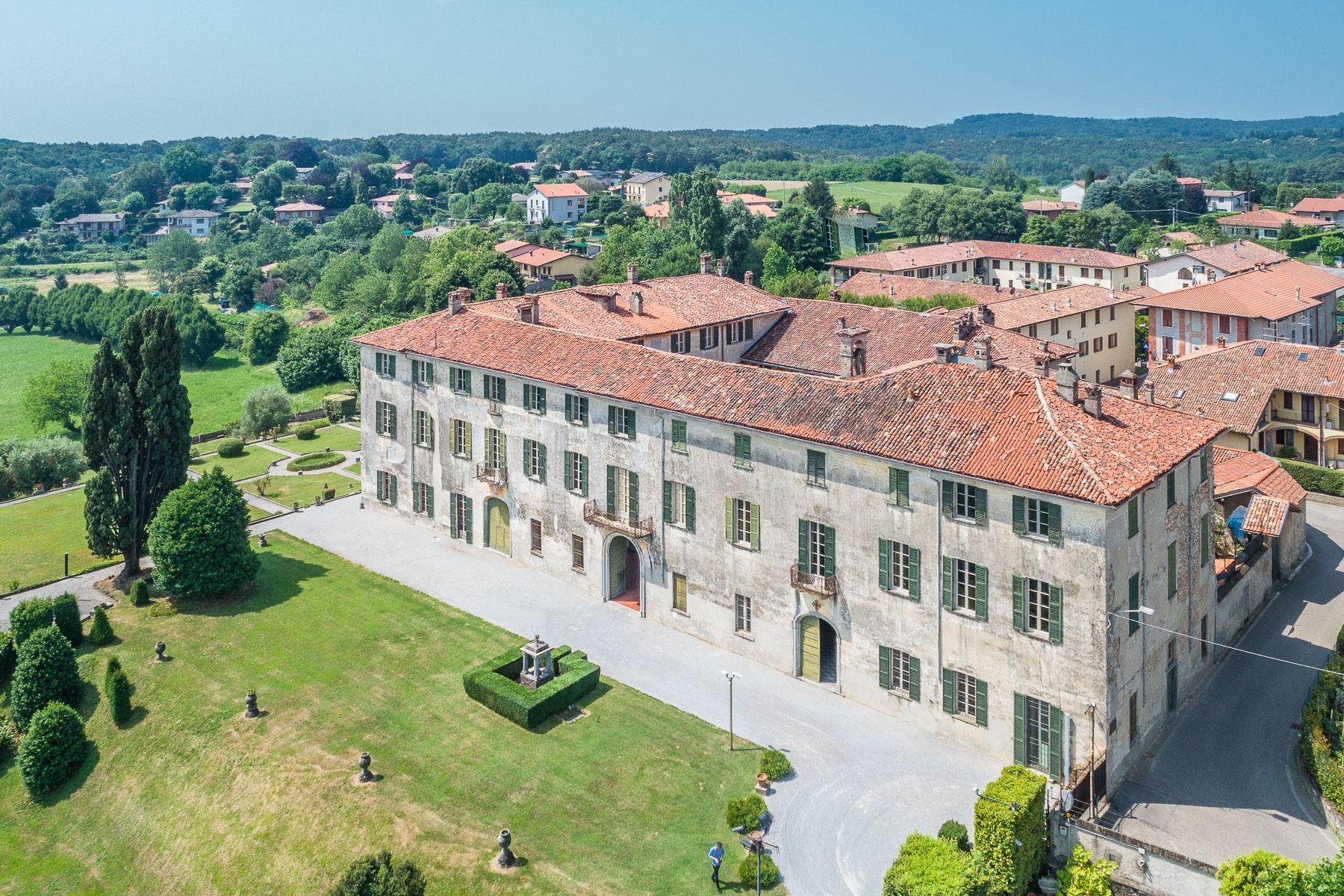 Villa storica del XVII secolo in Alzate Brianza - 13