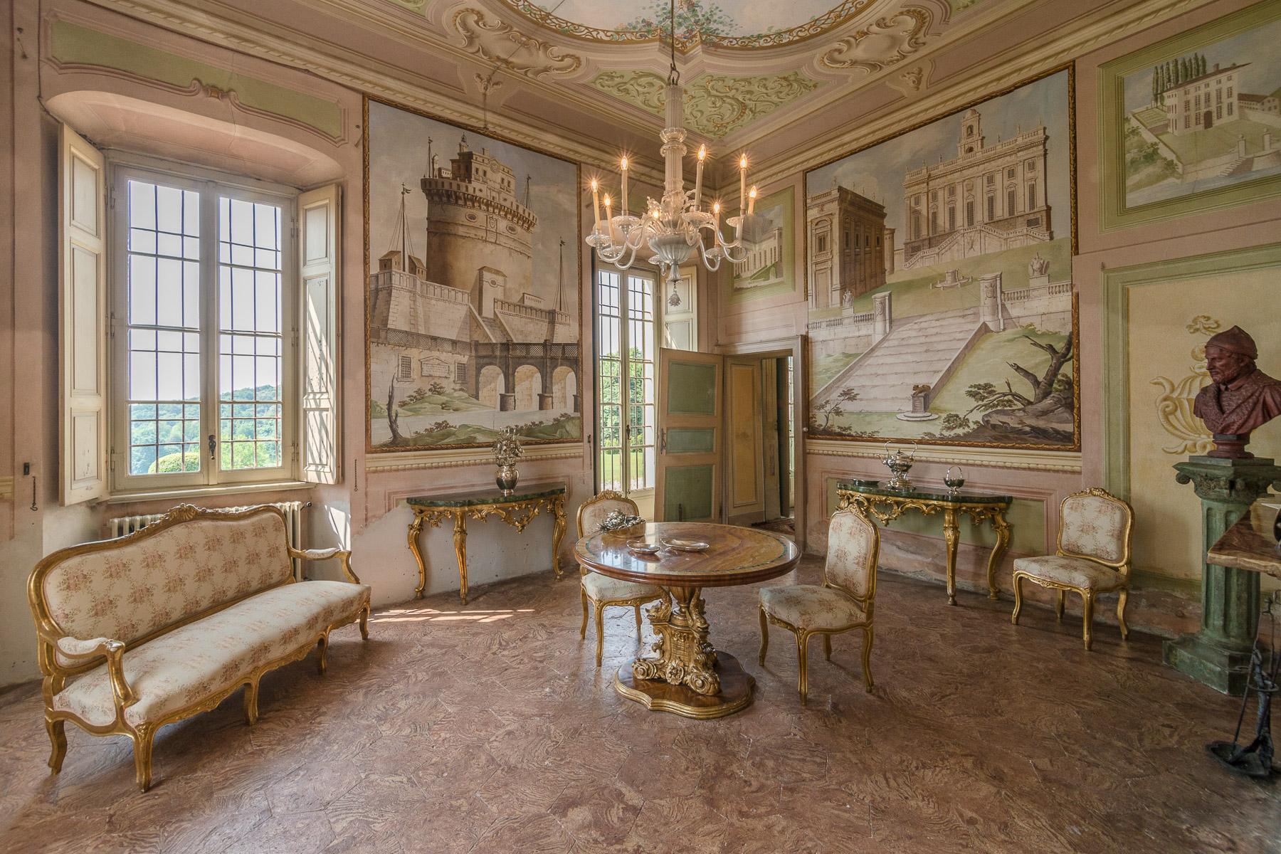 Villa storica del XVII secolo in Alzate Brianza - 7