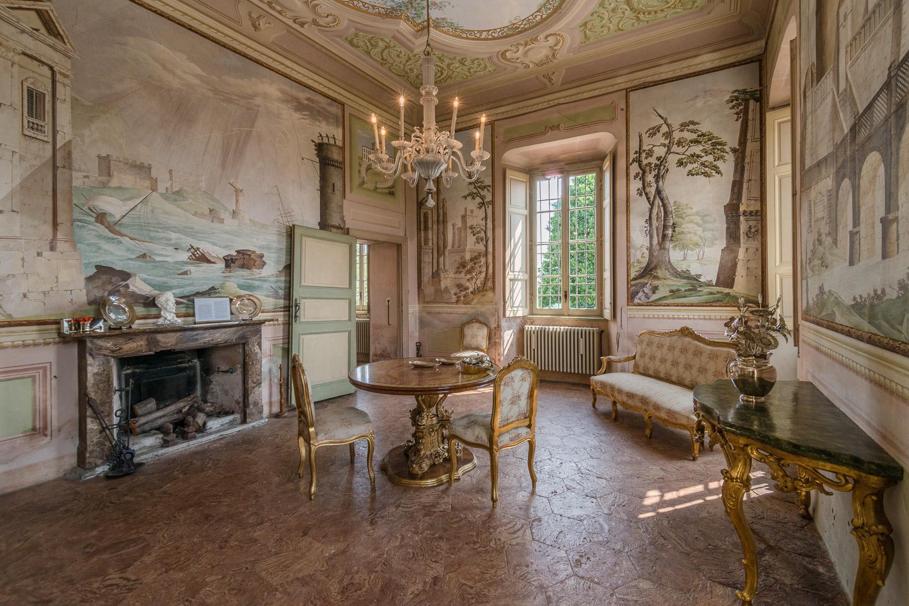 Villa storica del XVII secolo in Alzate Brianza - 5