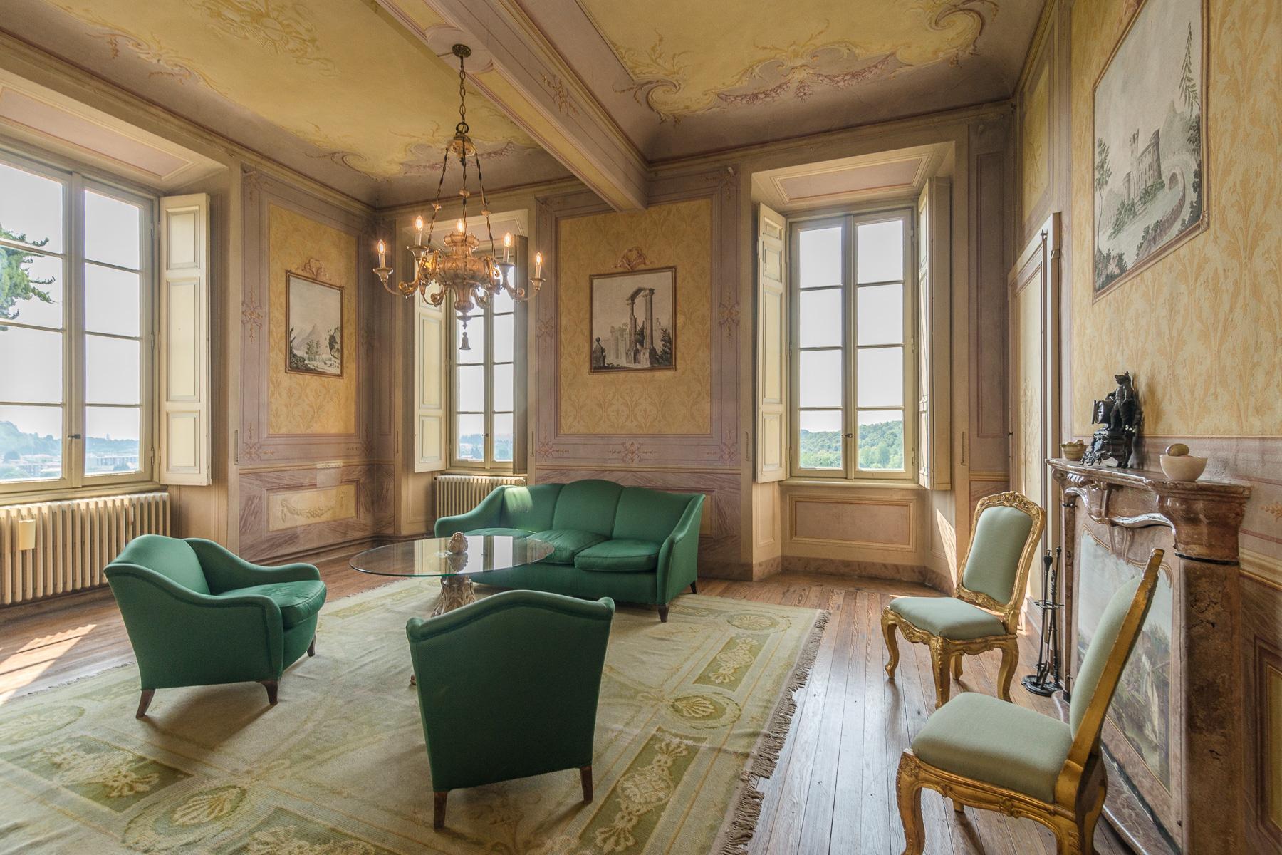 Villa storica del XVII secolo in Alzate Brianza - 8