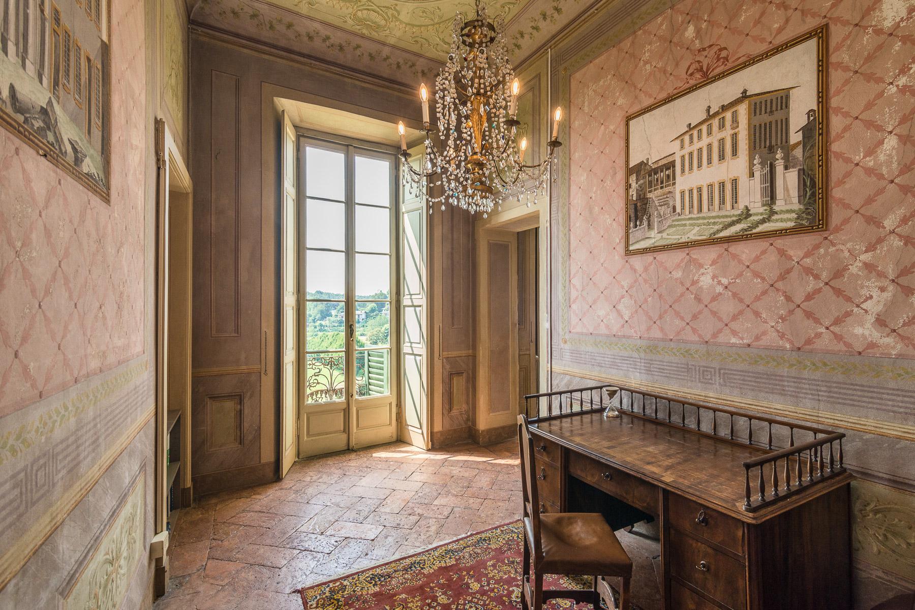 Villa storica del XVII secolo in Alzate Brianza - 20
