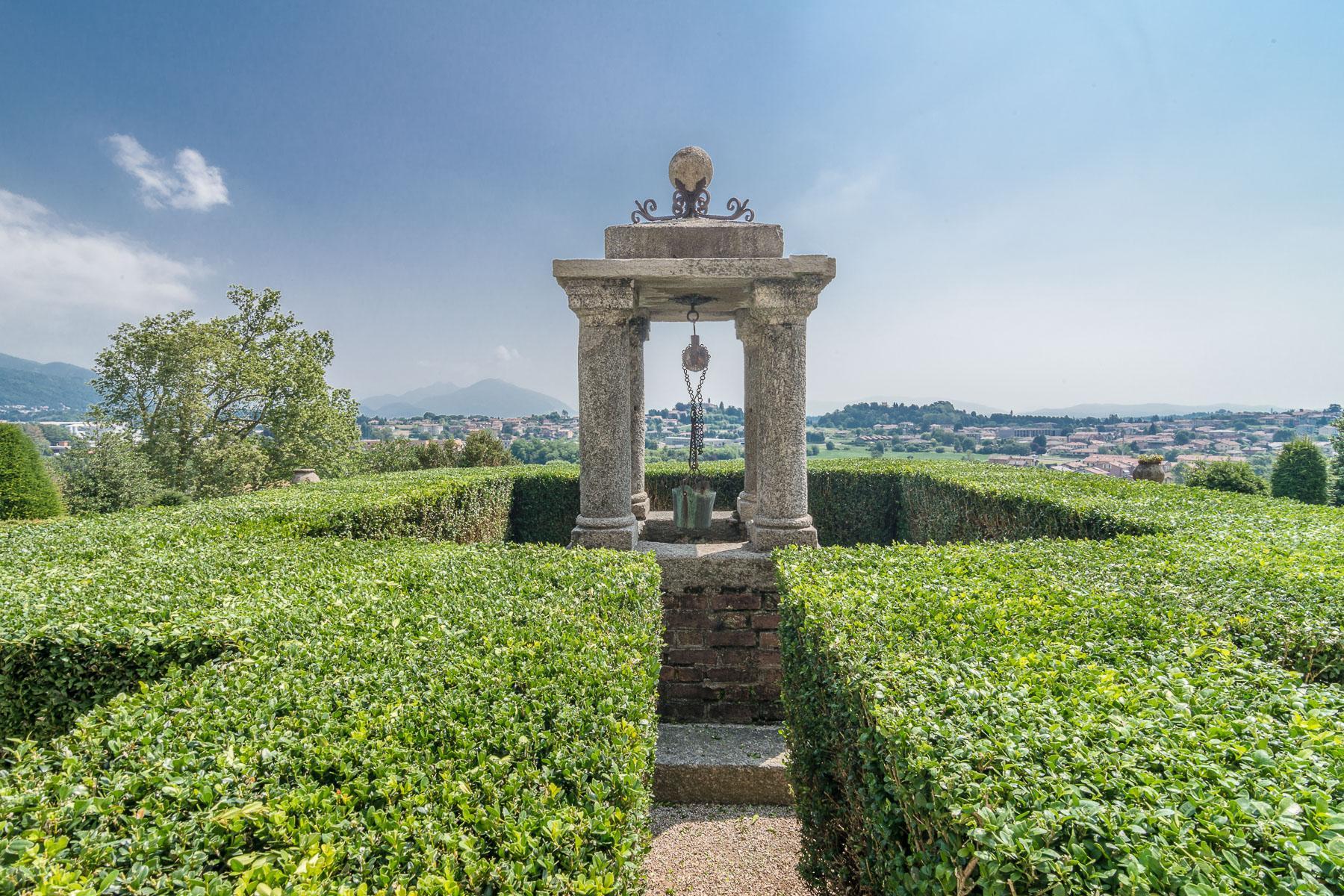 Villa storica del XVII secolo in Alzate Brianza - 25