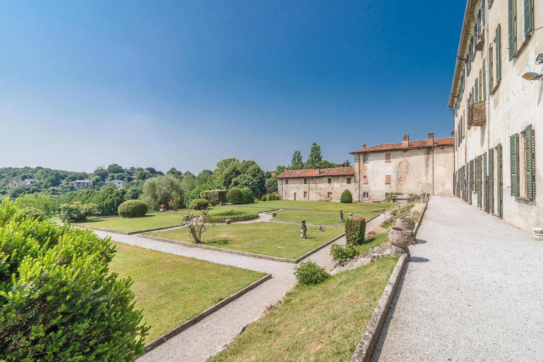 Villa storica del XVII secolo in Alzate Brianza - 26