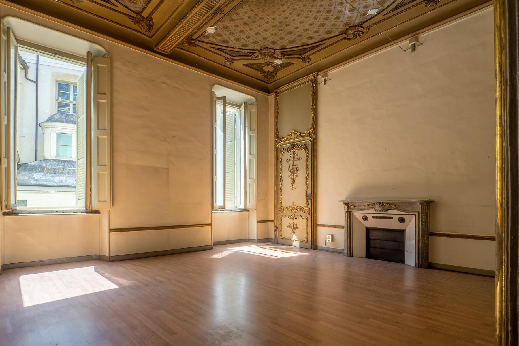 Elegantes Büro im Turin Stadtzentrum - 1