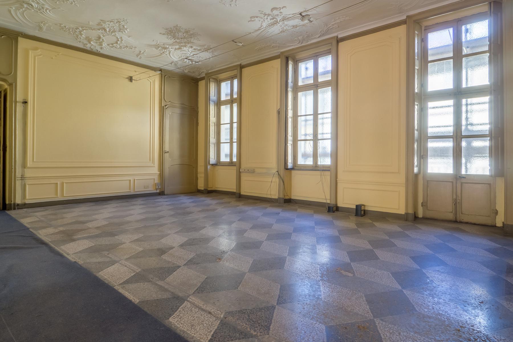 Elegantes Büro im Turin Stadtzentrum - 8