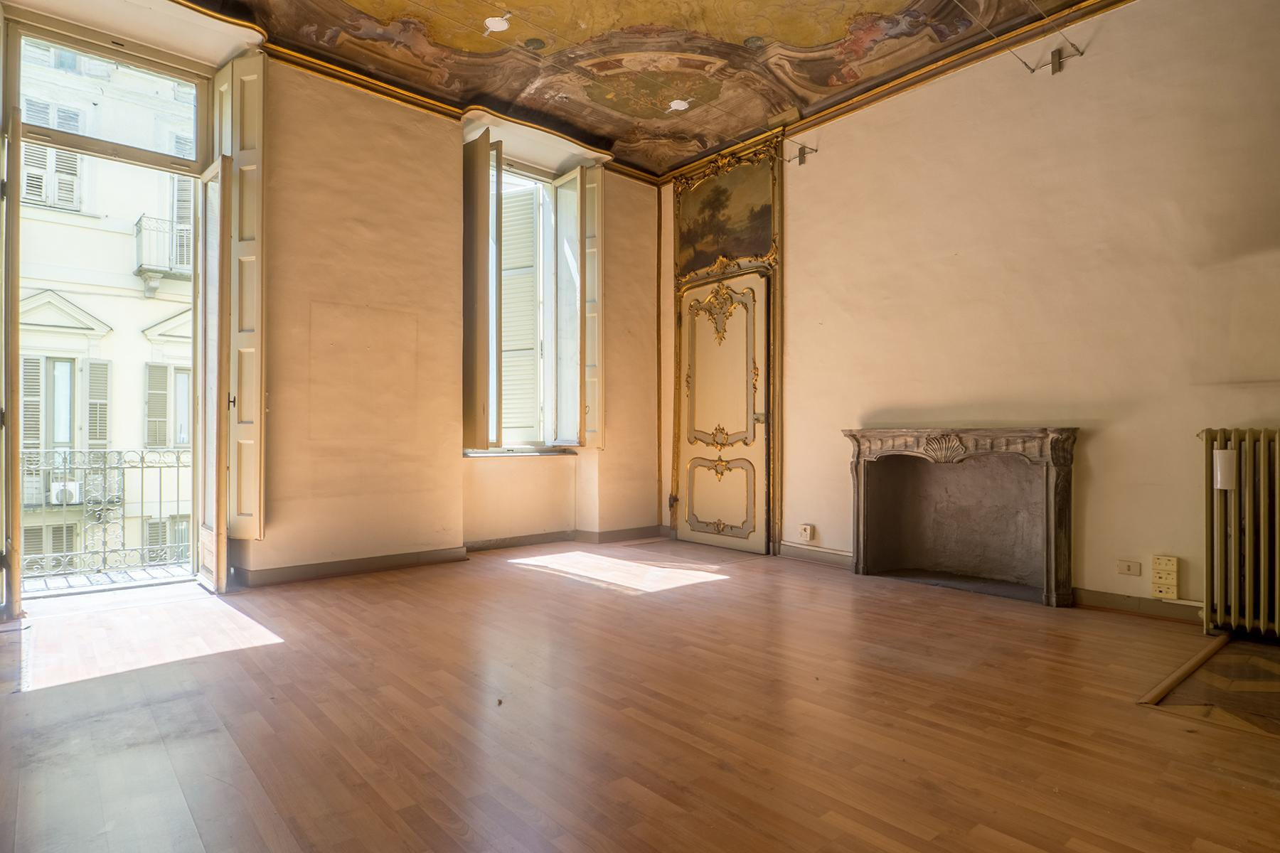 Elegantes Büro im Turin Stadtzentrum - 7
