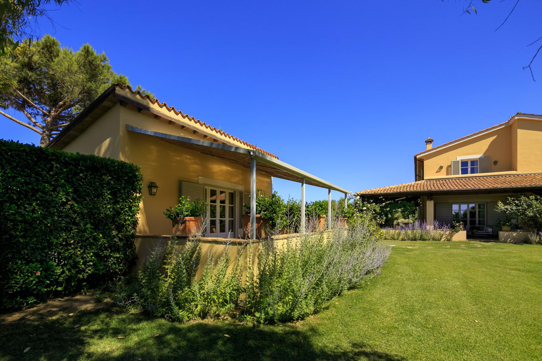 Wonderful villa with farm-house in Maremma - 17