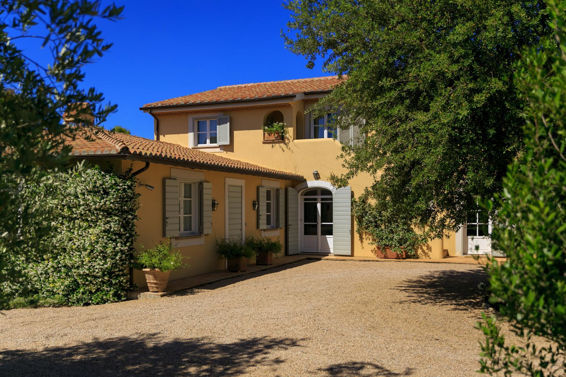Wonderful villa with farm-house in Maremma - 18