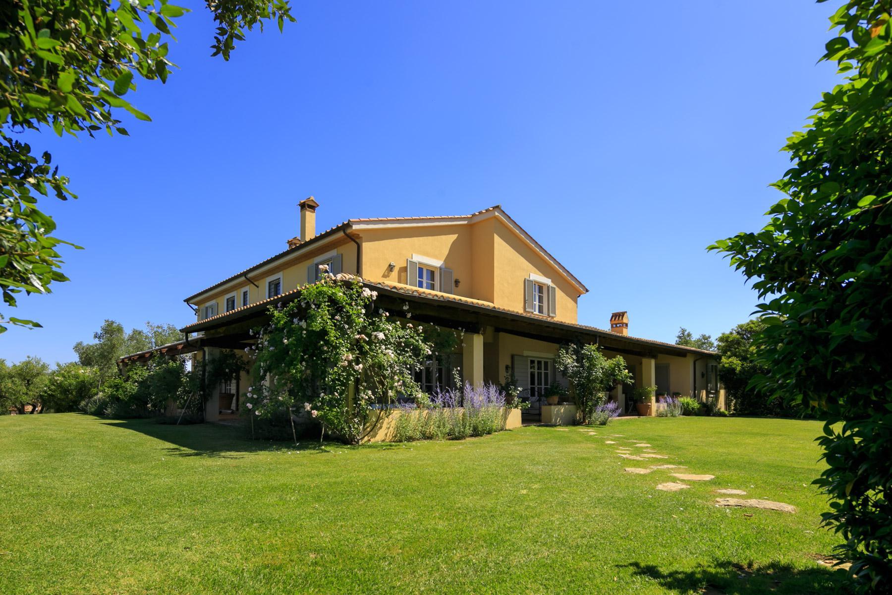 Wunderschöne Villa mit Bauernhof in Maremma - 3