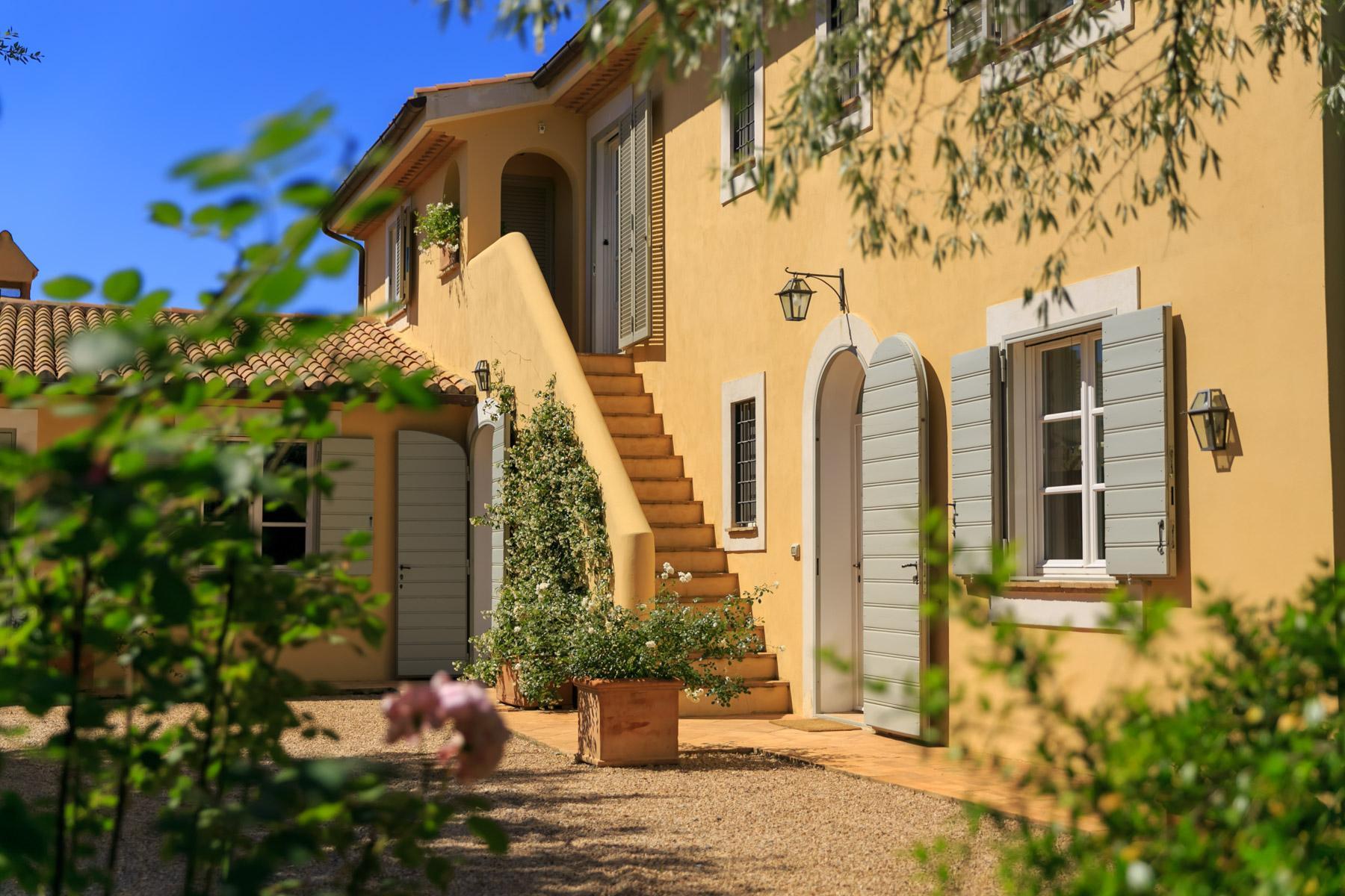 Wunderschöne Villa mit Bauernhof in Maremma - 4