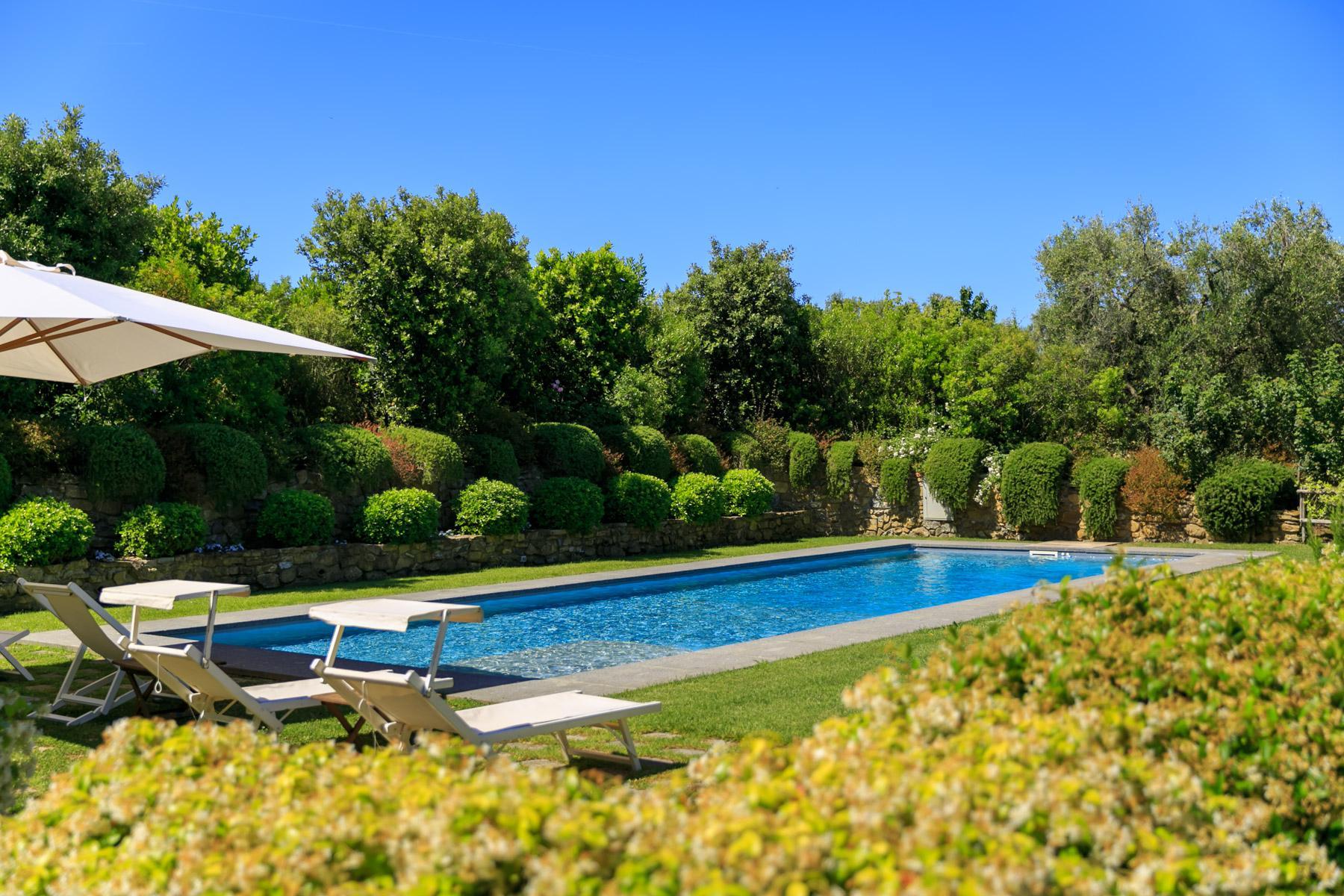 Wonderful villa with farm-house in Maremma - 15