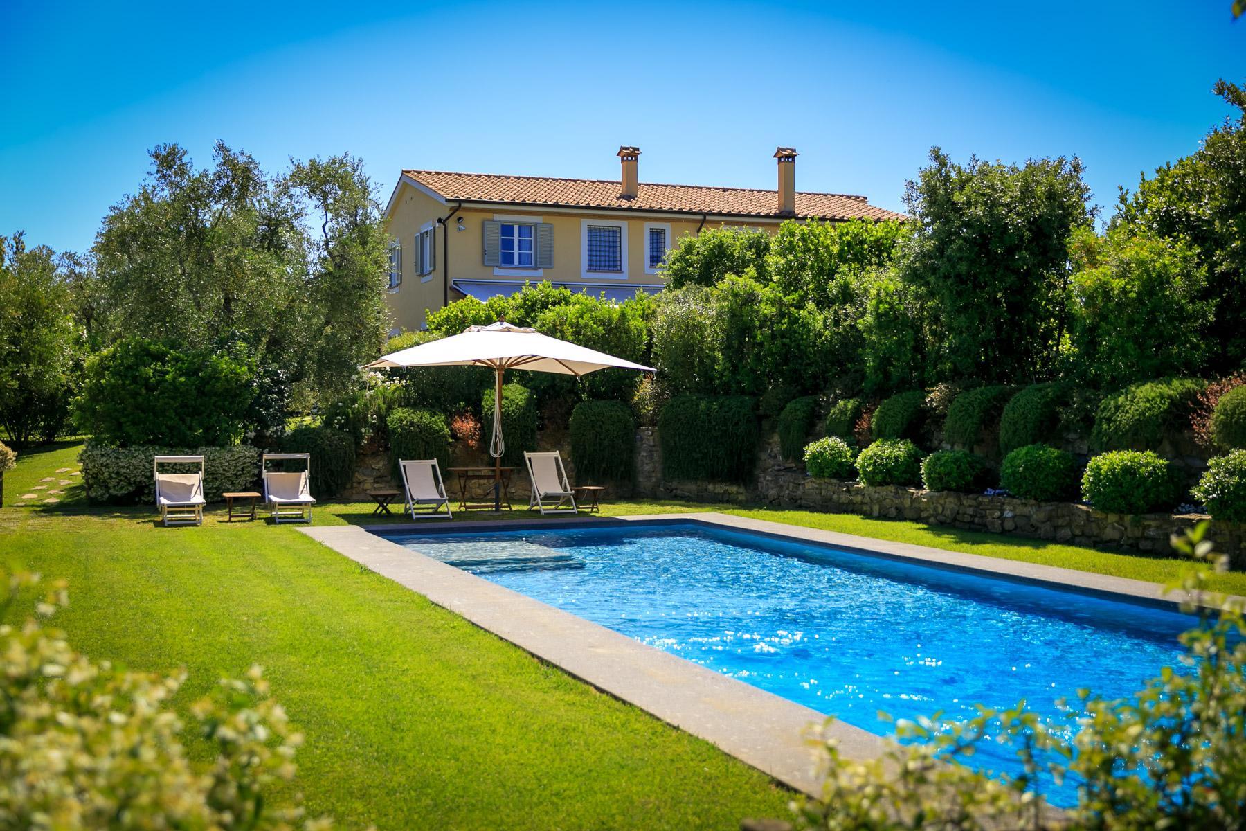 Wonderful villa with farm-house in Maremma - 14