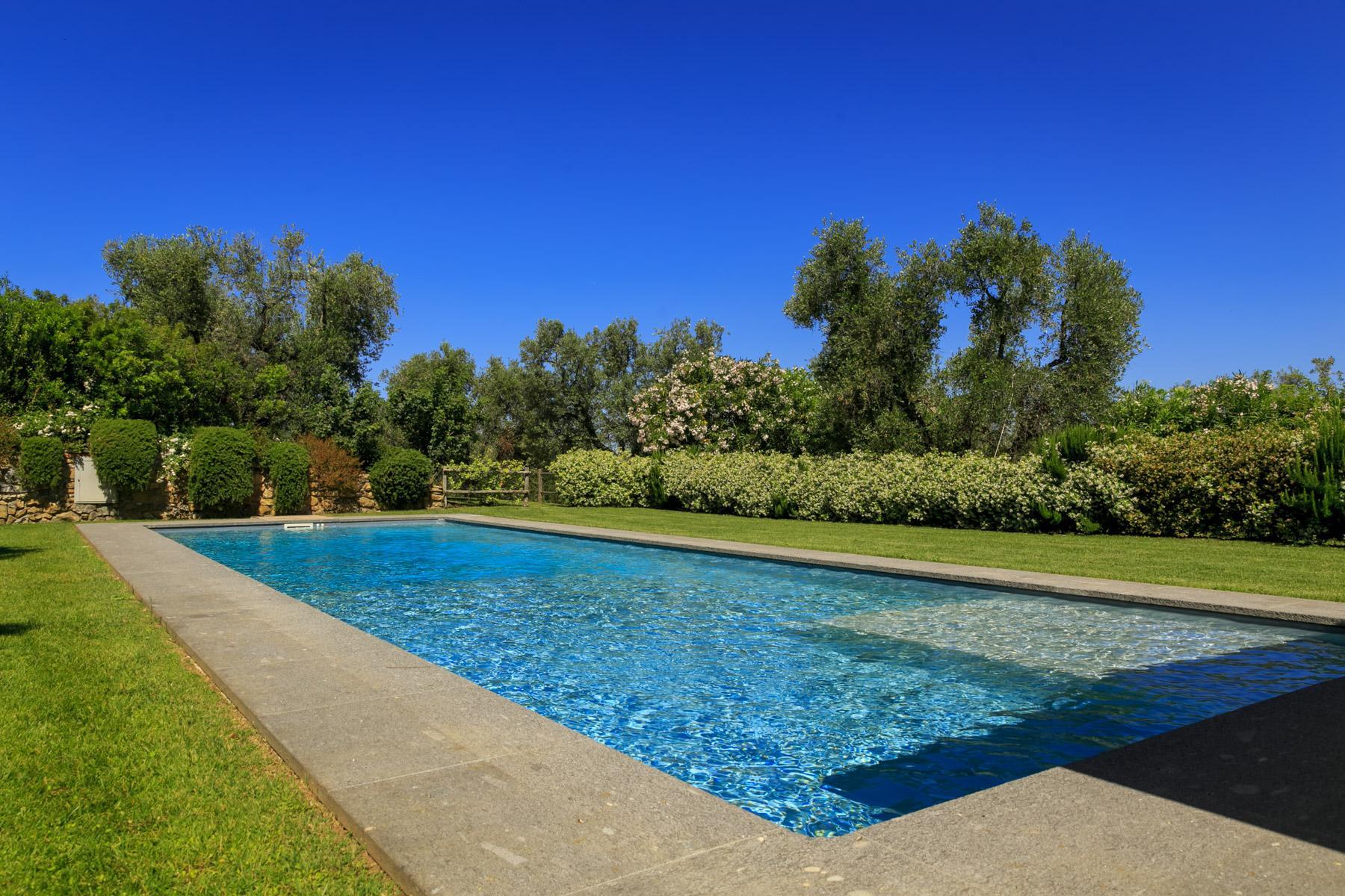 Wunderschöne Villa mit Bauernhof in Maremma - 2