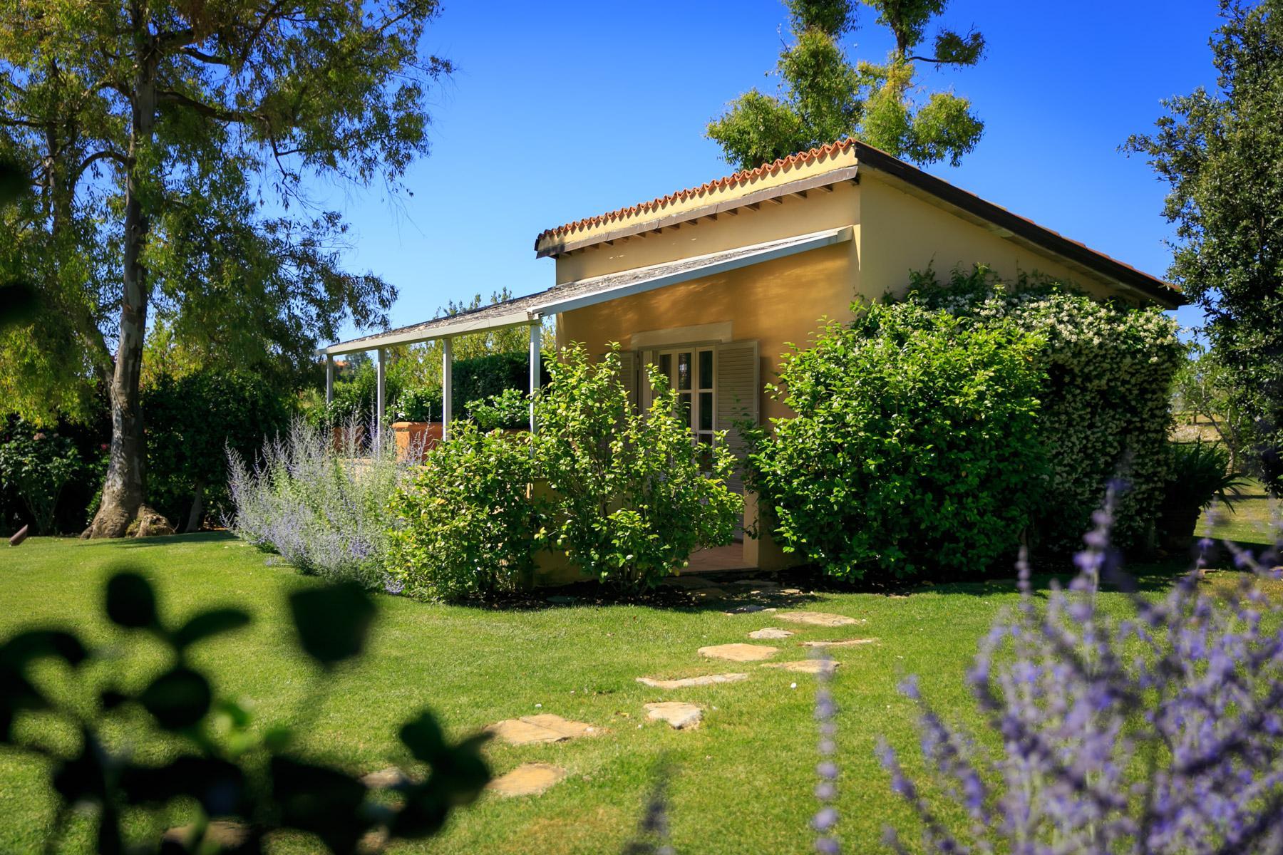 Wonderful villa with farm-house in Maremma - 12